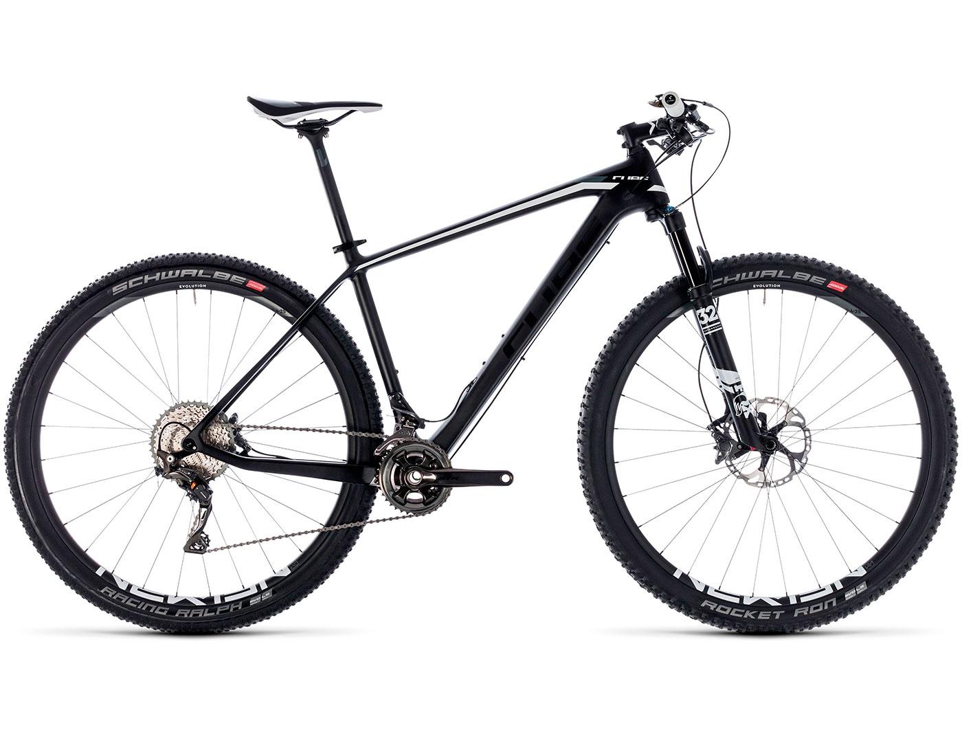 Велосипед CUBE ELITE C:62 RACE 29 (2018)