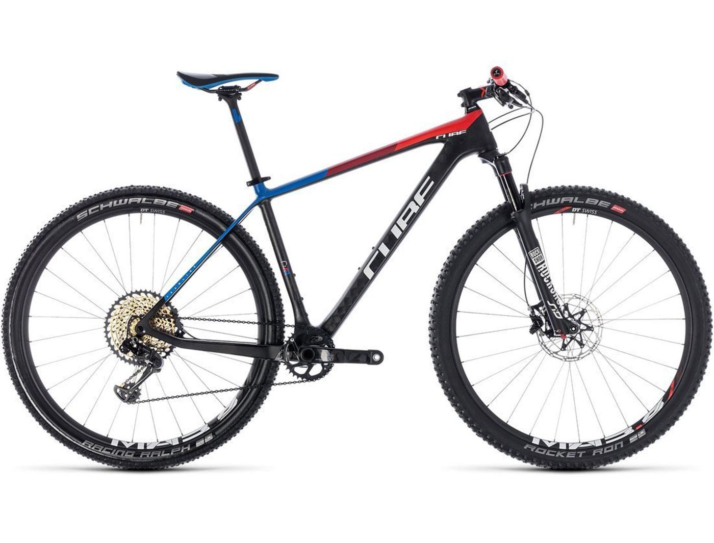 Велосипед CUBE ELITE C:68 SL teamline 29 (2018)