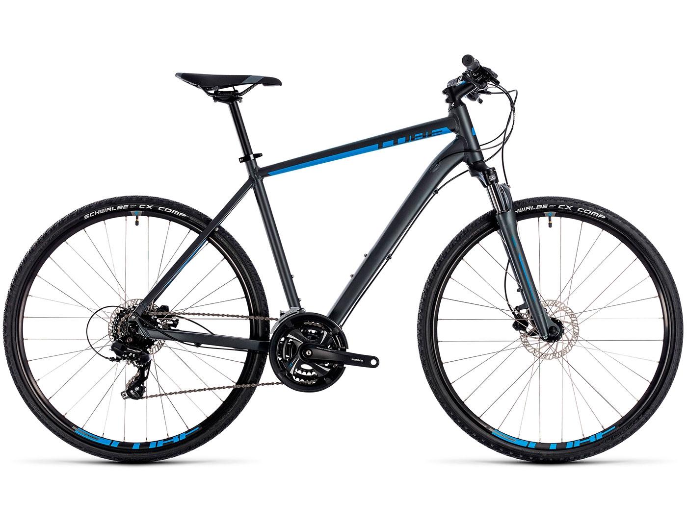 Велосипед CUBE NATURE (2018)
