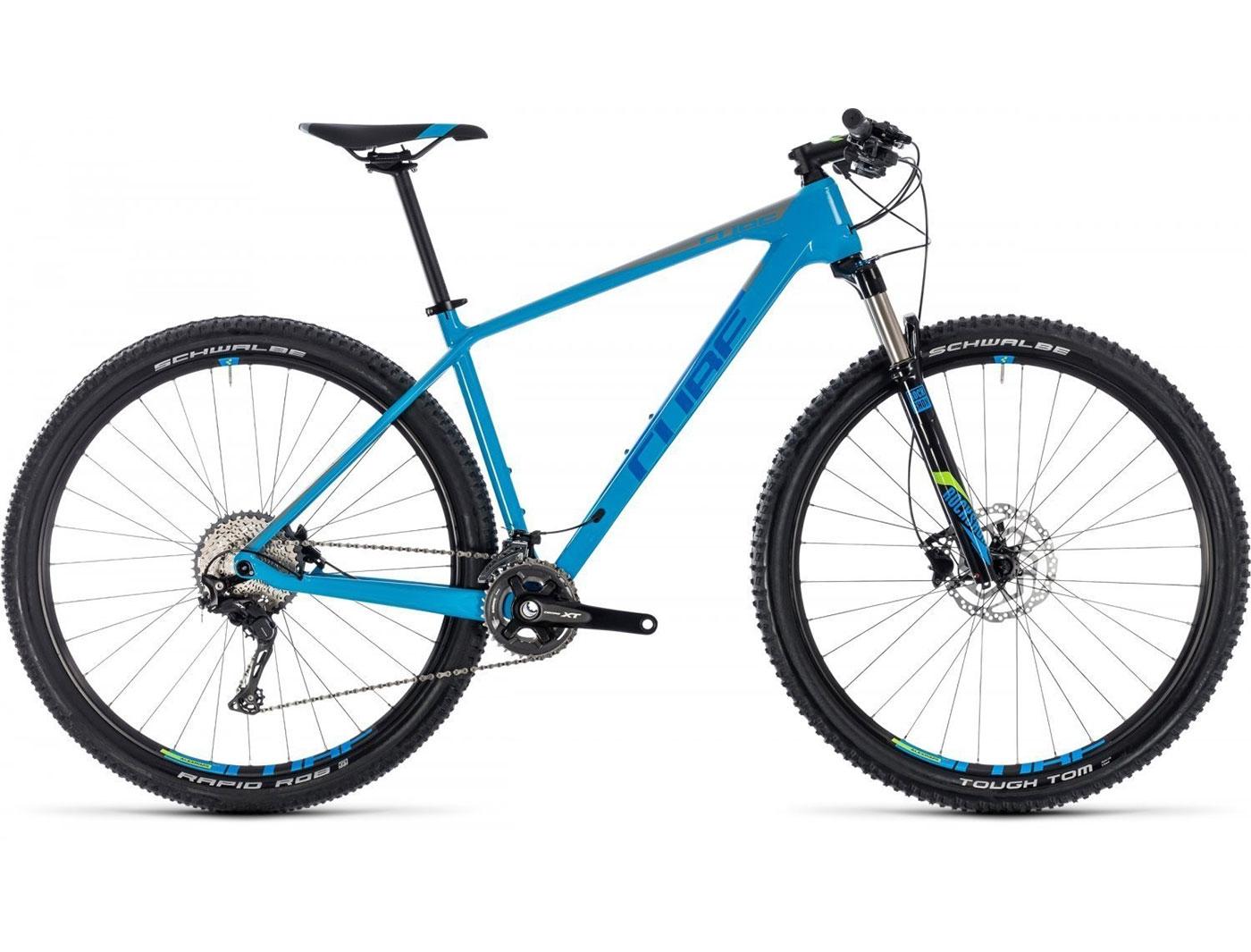 Велосипед CUBE REACTION C:62 29 (2018)