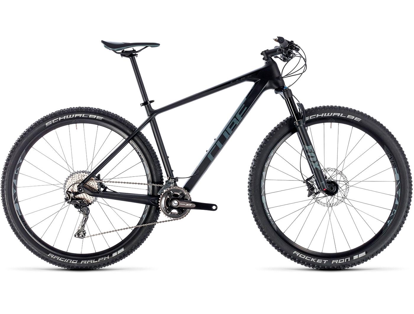 Велосипед CUBE REACTION C:62 RACE 29 (2018)