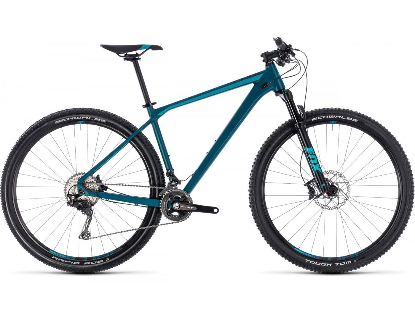 Велосипед CUBE REACTION SL 29 (2018)