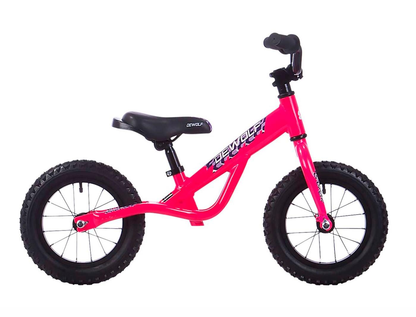 Велосипед Dewolf J12 GIRL (2017)