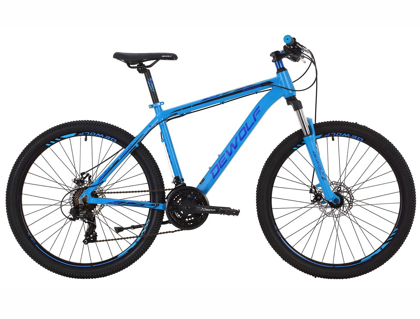 Велосипед Dewolf Ridly 20 (2019)