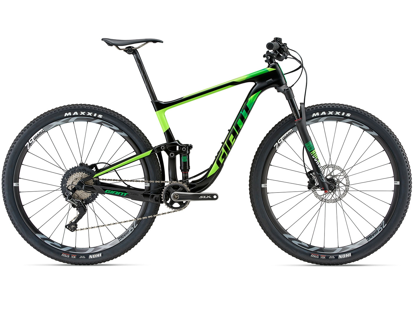 Велосипед Giant Anthem Advanced 29er 1 (2018)