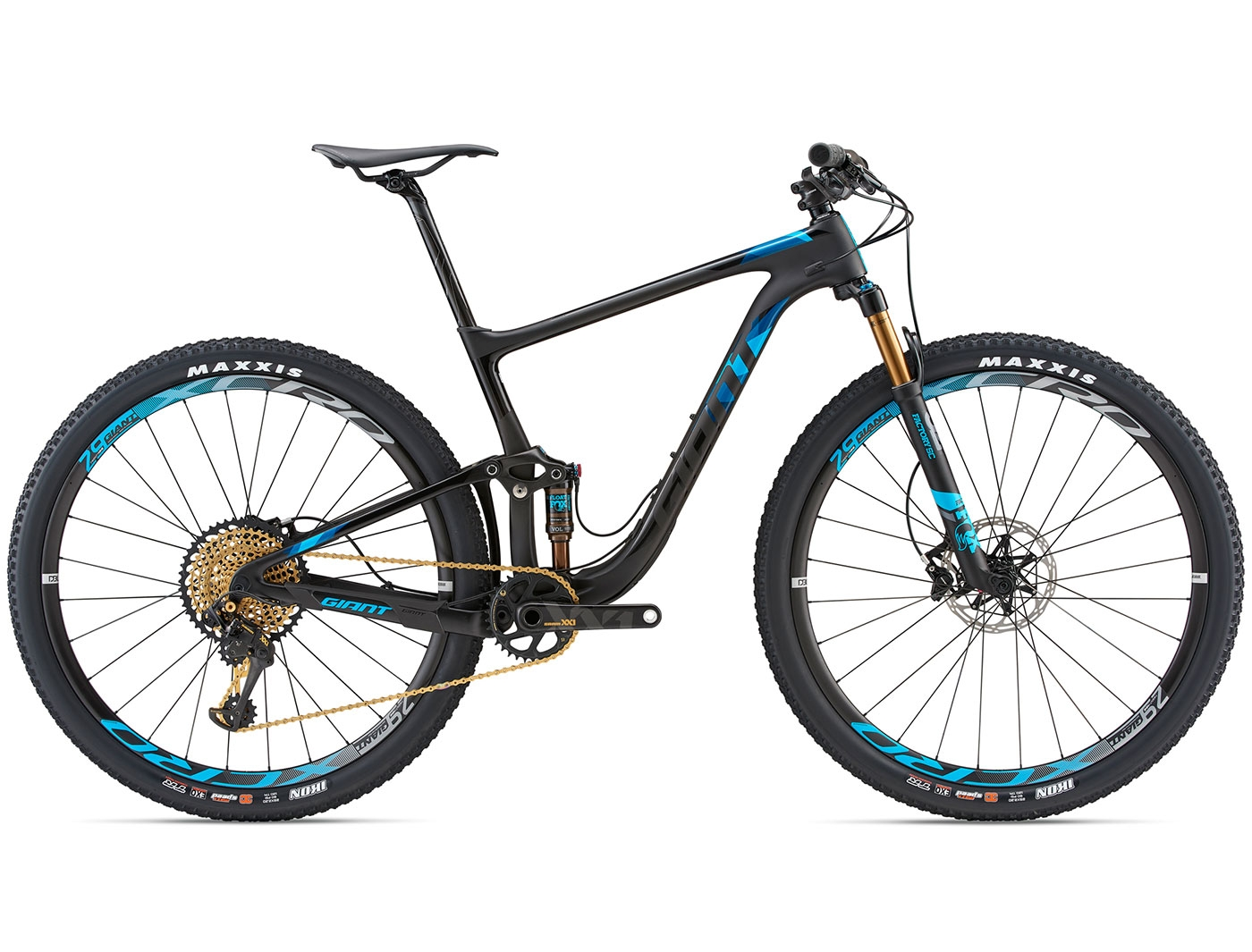 Велосипед Giant Anthem Advanced Pro 29er 0 (2018)