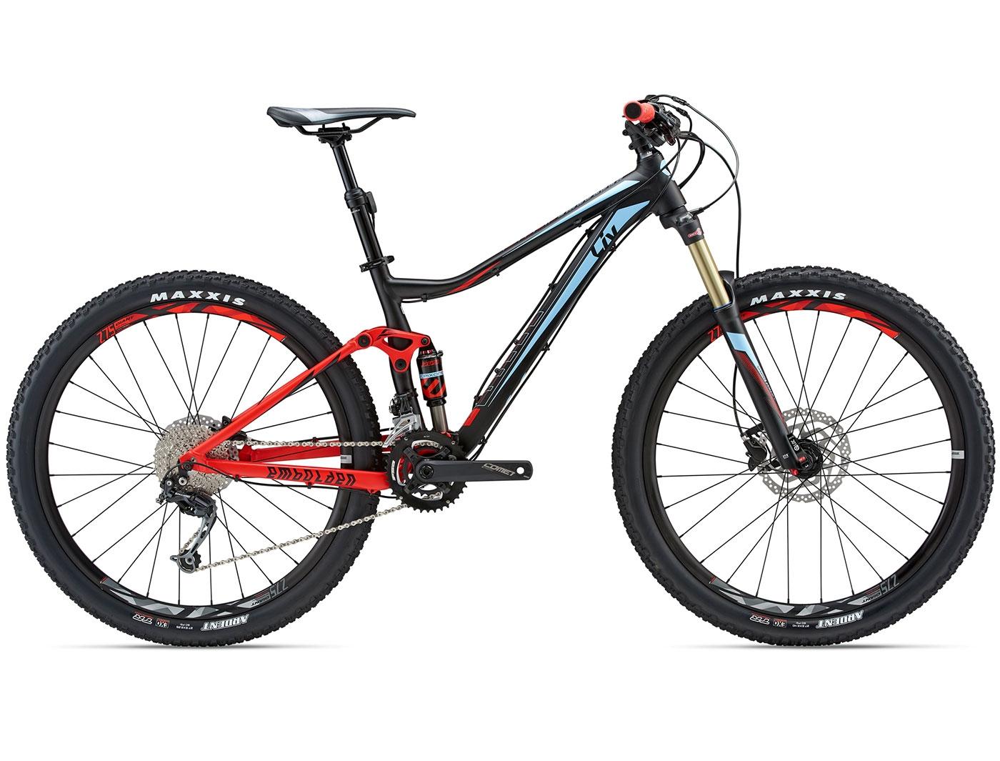 Велосипед Giant Embolden 2 (2018)