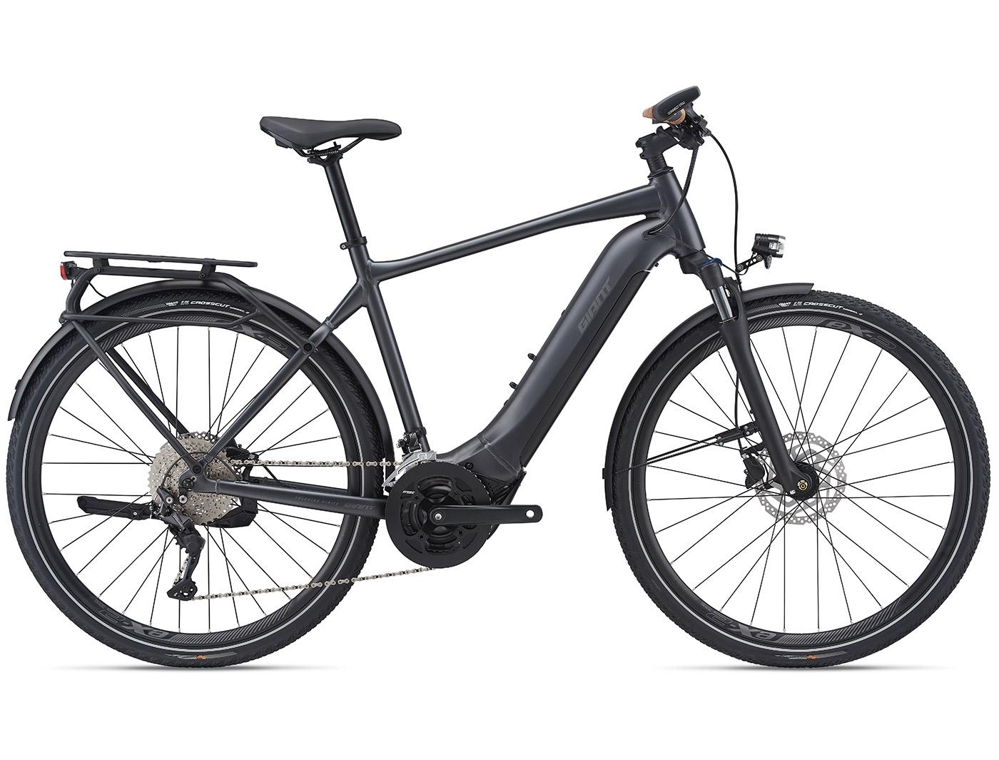 Велосипед Giant Explore E+ 1 (2021)