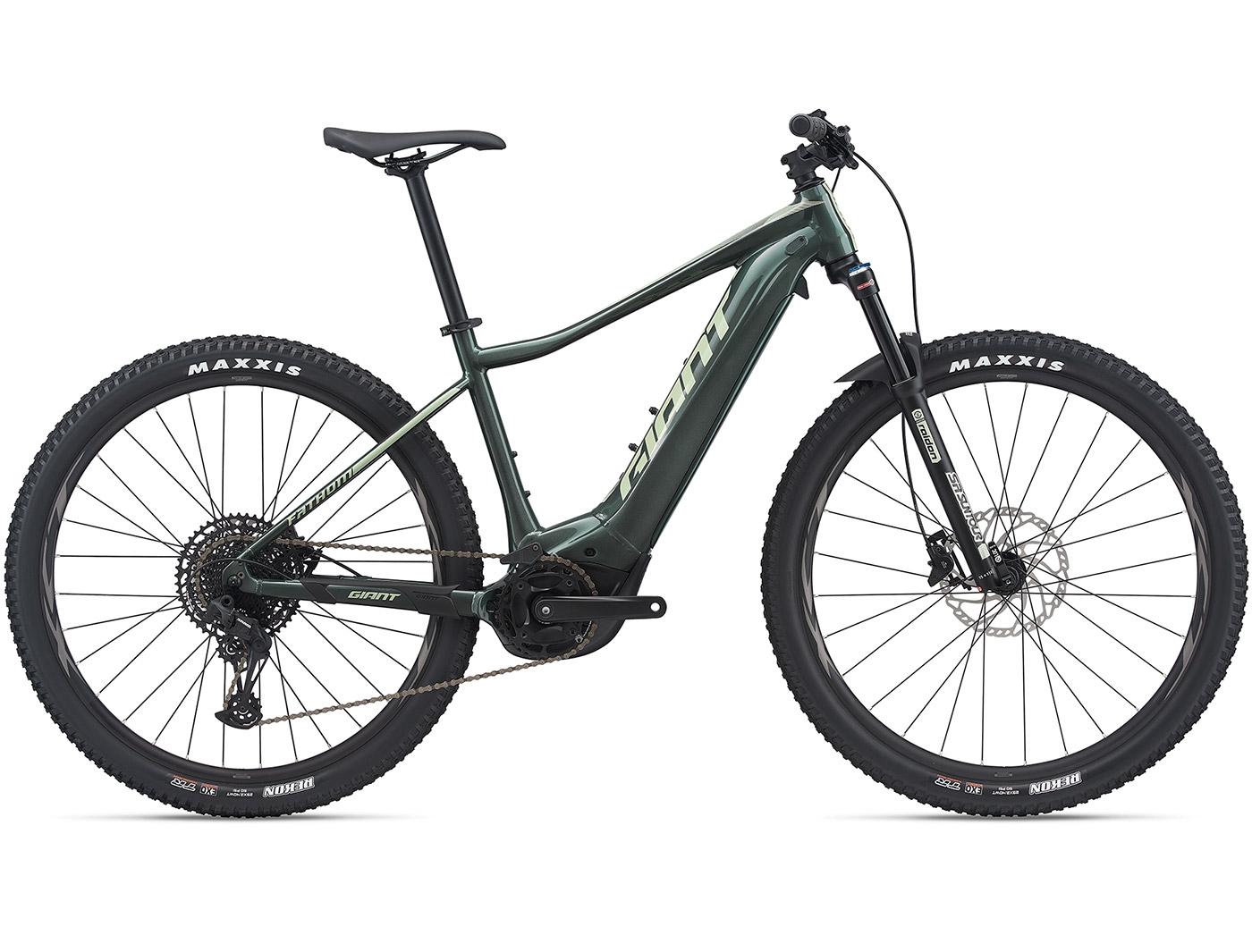 Велосипед Giant Fathom E+ 1 (2021)