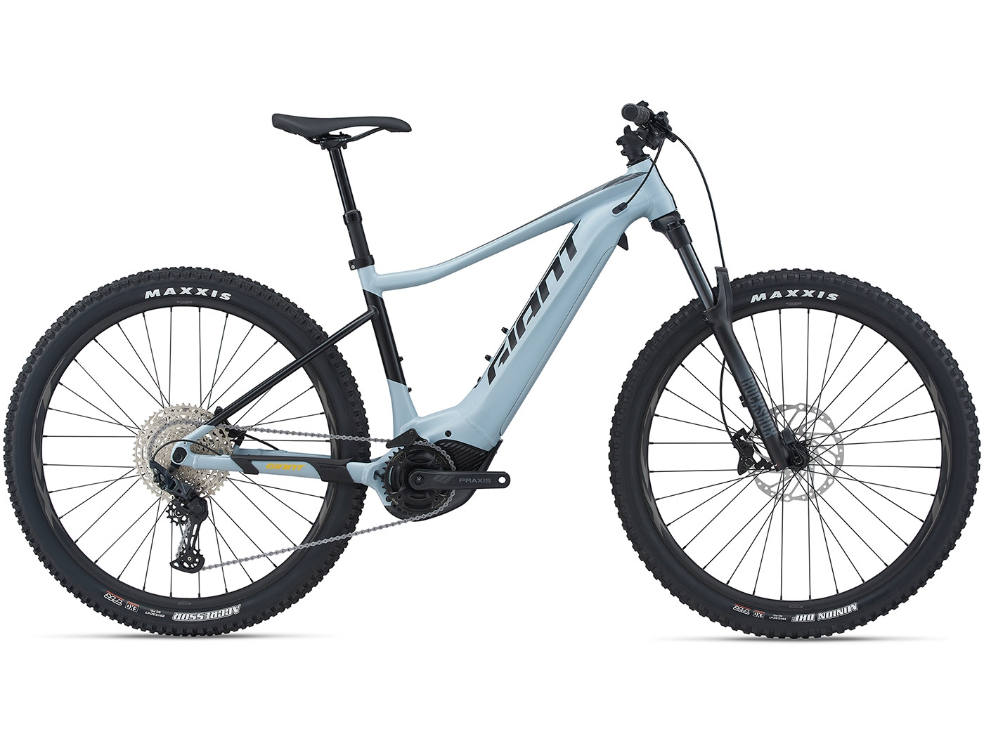 Велосипед Giant Fathom E+ 1 Pro (2021)