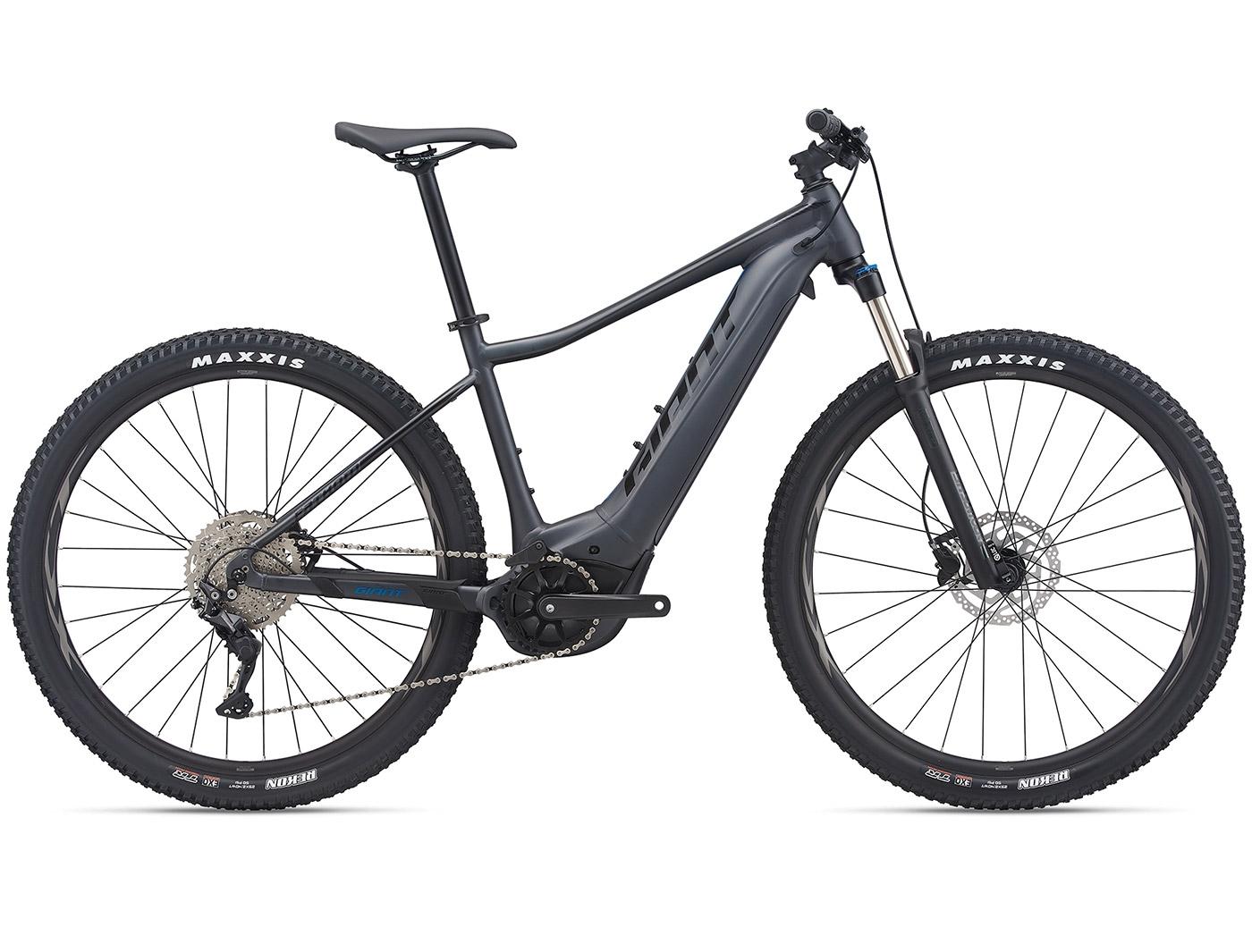 Велосипед Giant Fathom E+ 2 (2021)