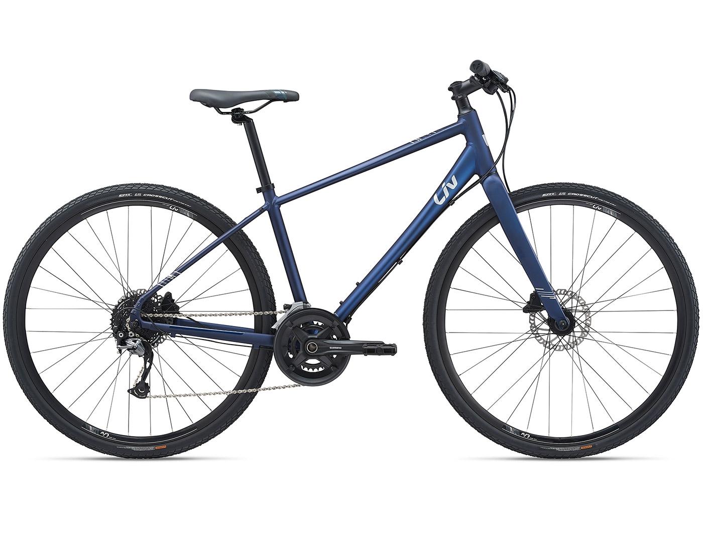 Велосипед Giant/Liv Alight 1 DD Disc (2021)
