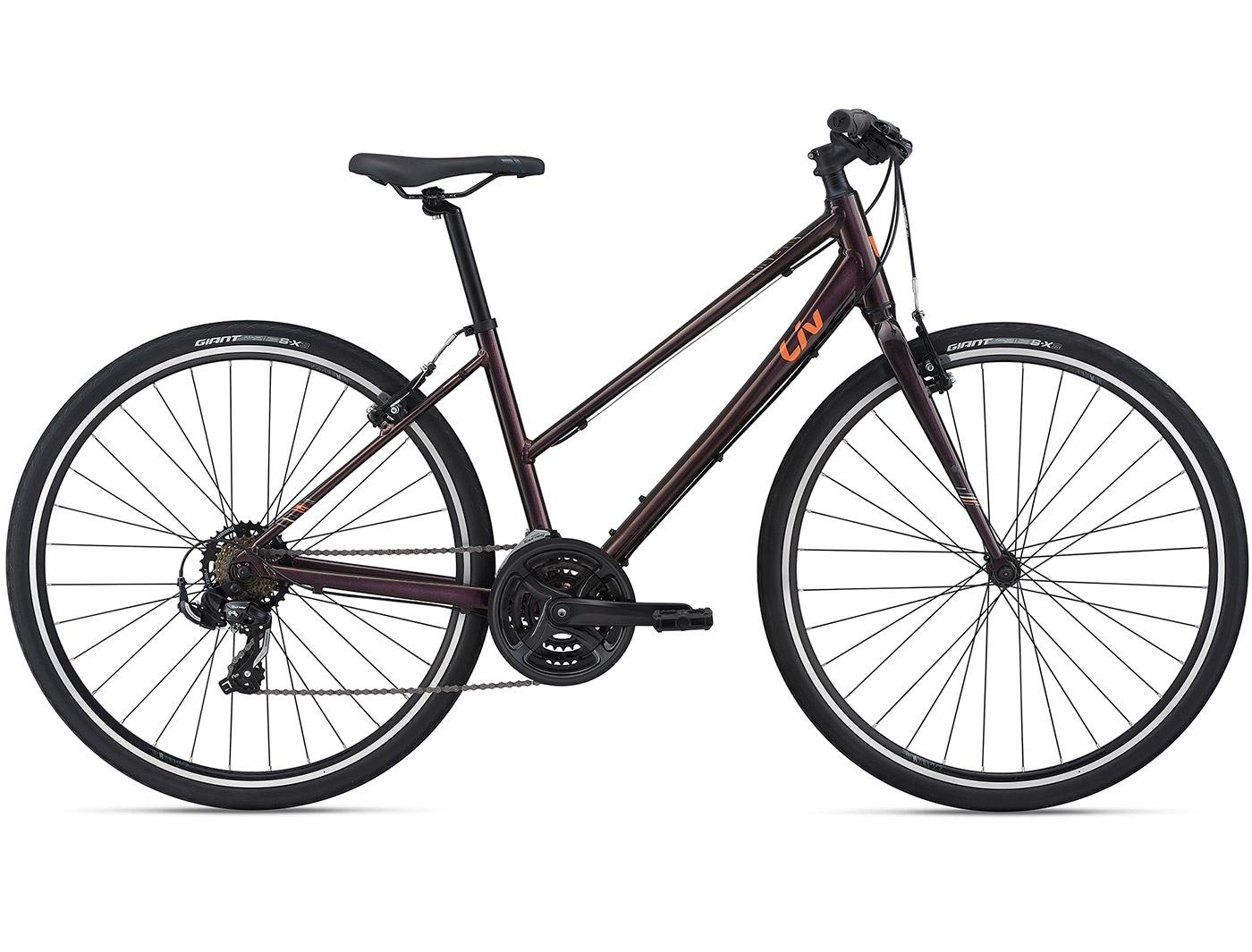 Велосипед Giant/Liv Alight 3 (2021)