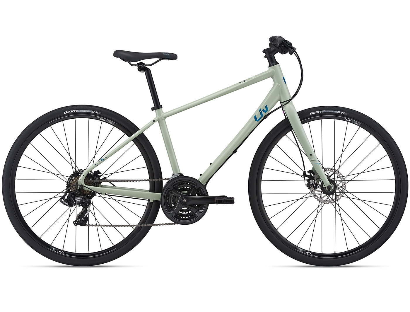 Велосипед Giant/Liv Alight 3 DD Disc (2021)