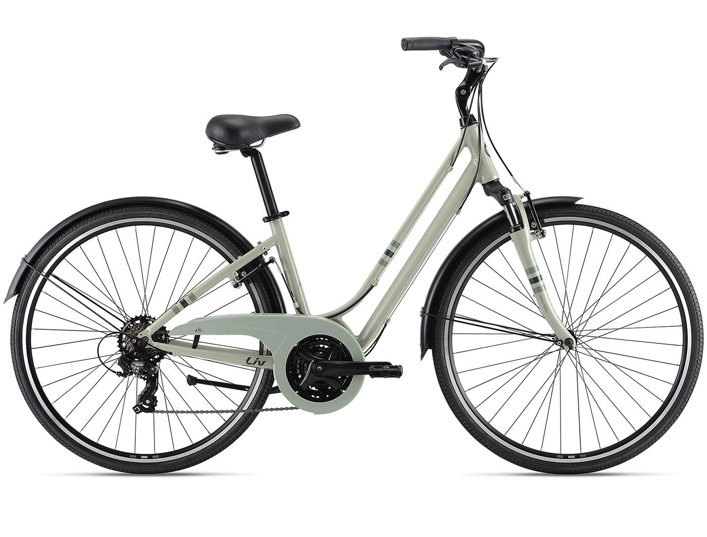 Велосипед Giant/Liv Flourish FS 3 (2021)