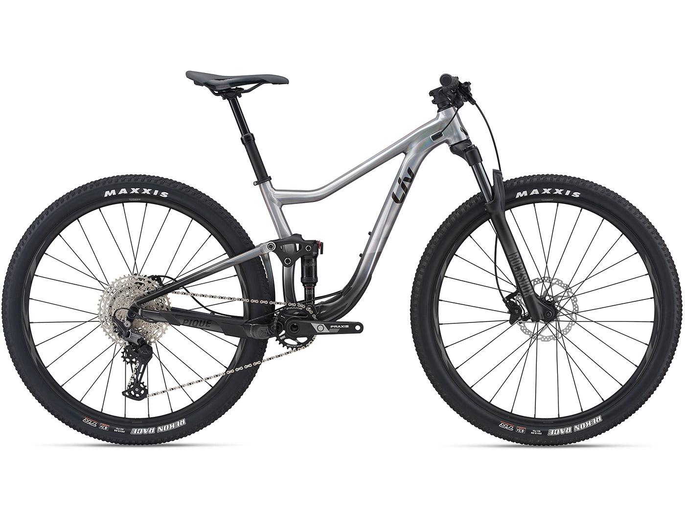 Велосипед Giant/Liv Pique 29 2 (2021)