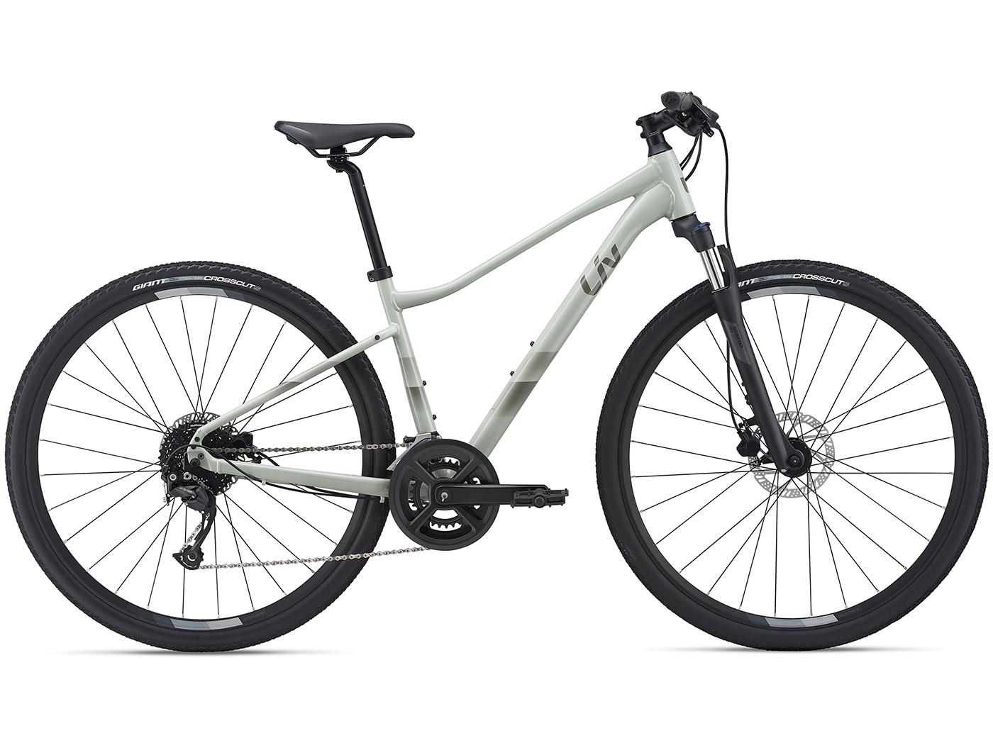 Велосипед Giant/Liv Rove 2 DD (2021)