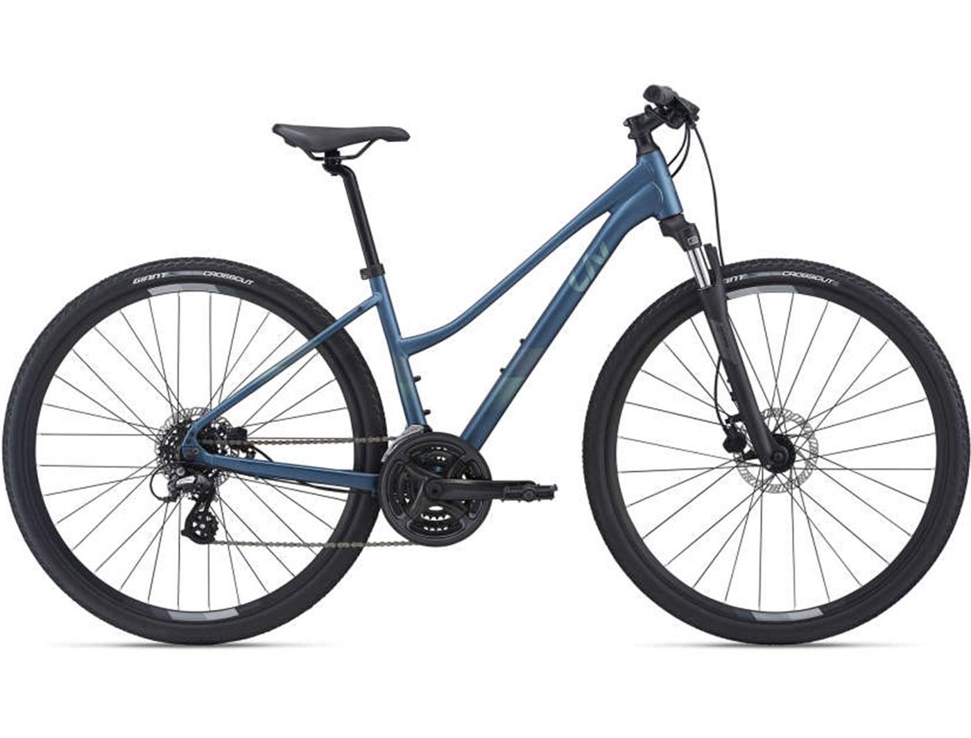 Велосипед Giant/Liv Rove 4 (2021)