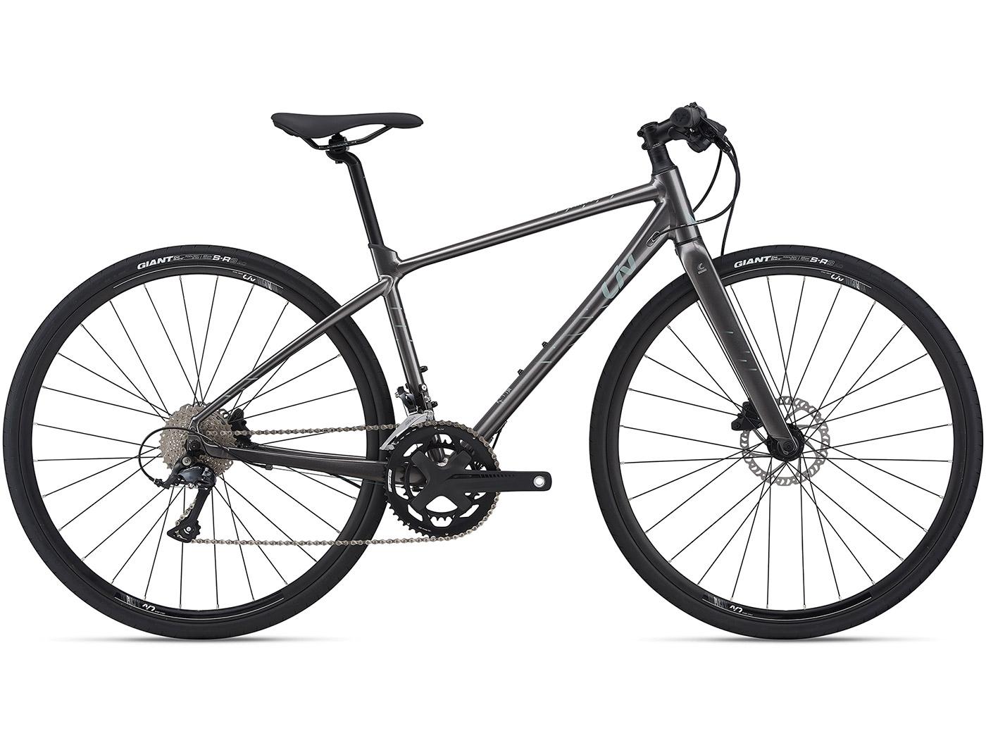 Велосипед Giant/Liv Thrive 2 (2021)