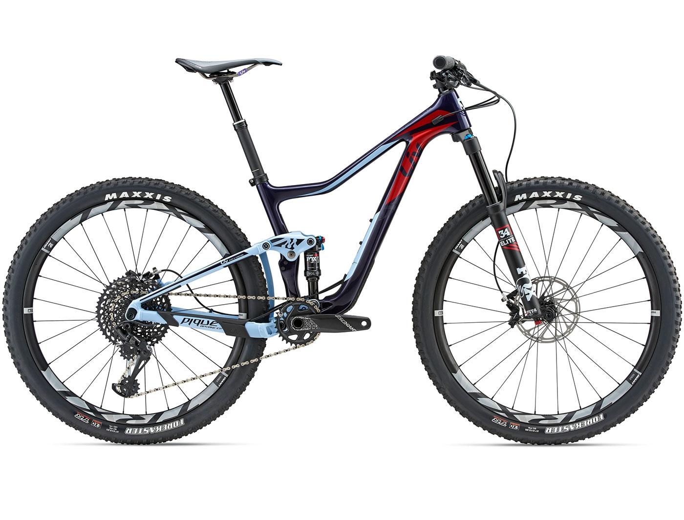 Велосипед Giant Pique Advanced 1 (2018)