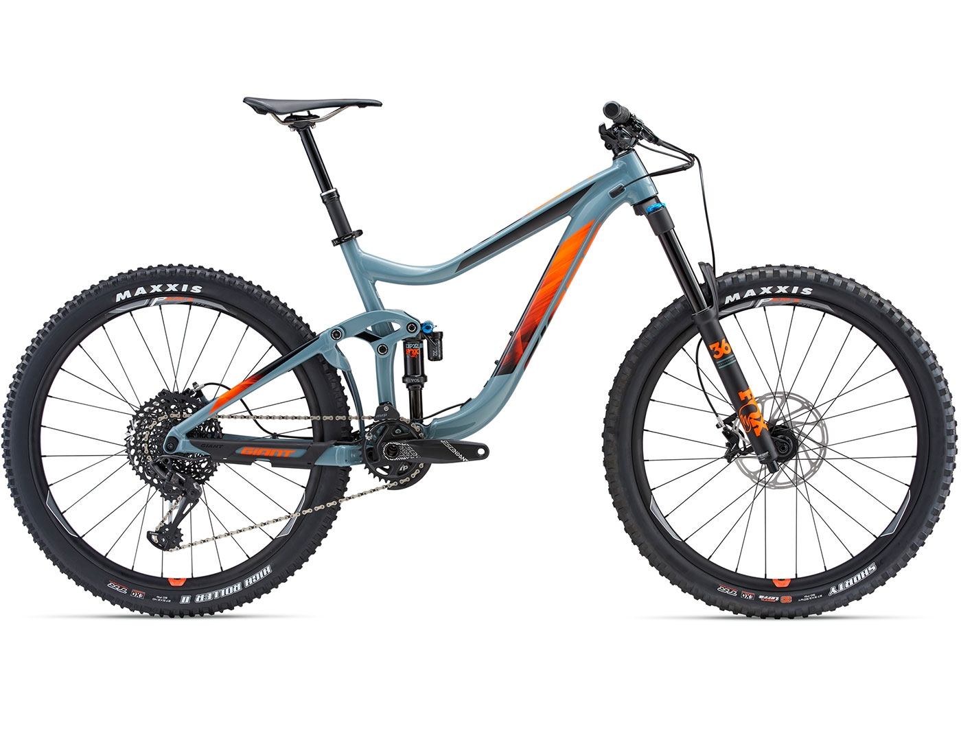 Велосипед Giant Reign 1.5 GE (2018)