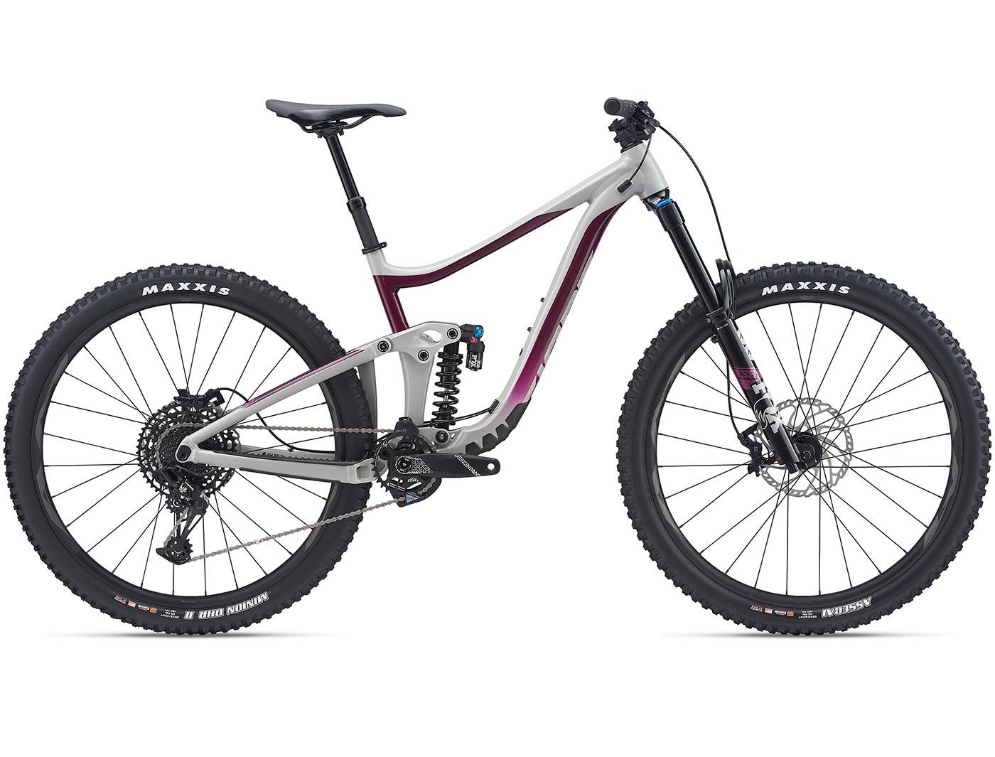 Велосипед Giant Reign 29 SX (2021)