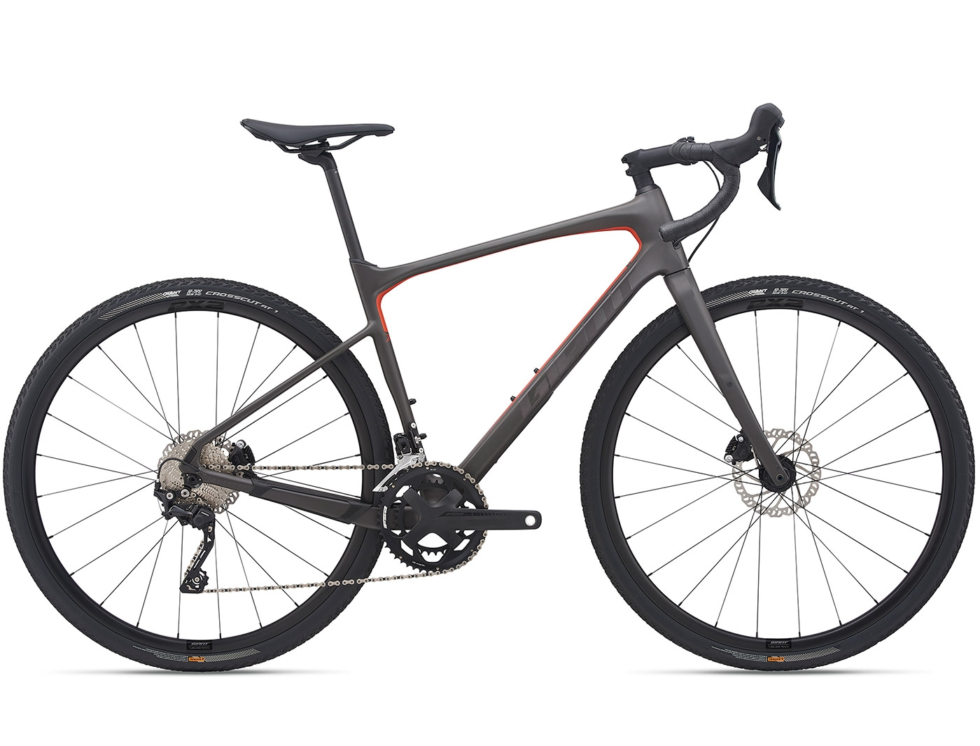 Велосипед Giant Revolt Advanced 3 (2021)