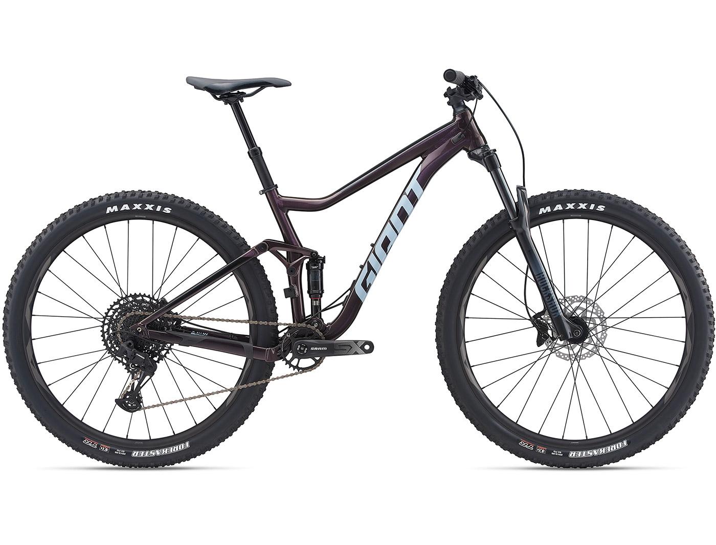 Велосипед Giant Stance 29 1 (2021)