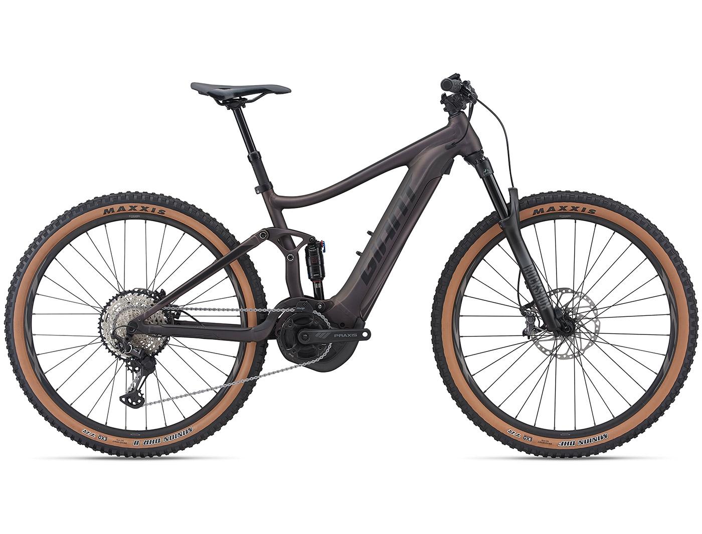 Велосипед Giant Stance E+ 0 Pro (2021)