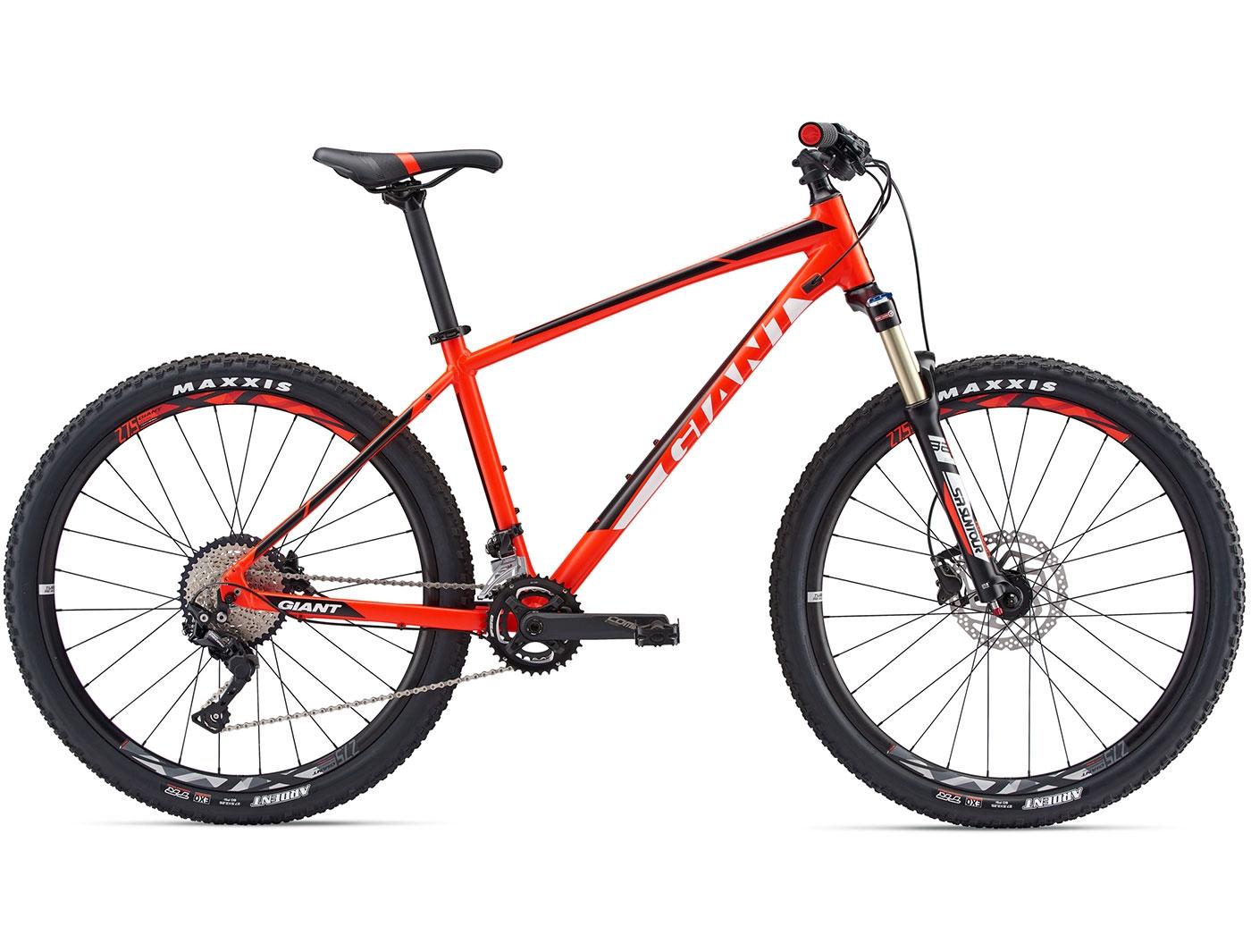 Велосипед Giant Talon 1 (2018)
