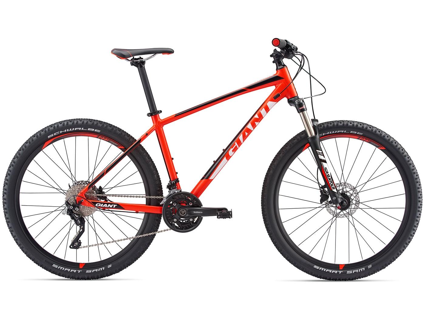 Велосипед Giant Talon 1 GE (2018)