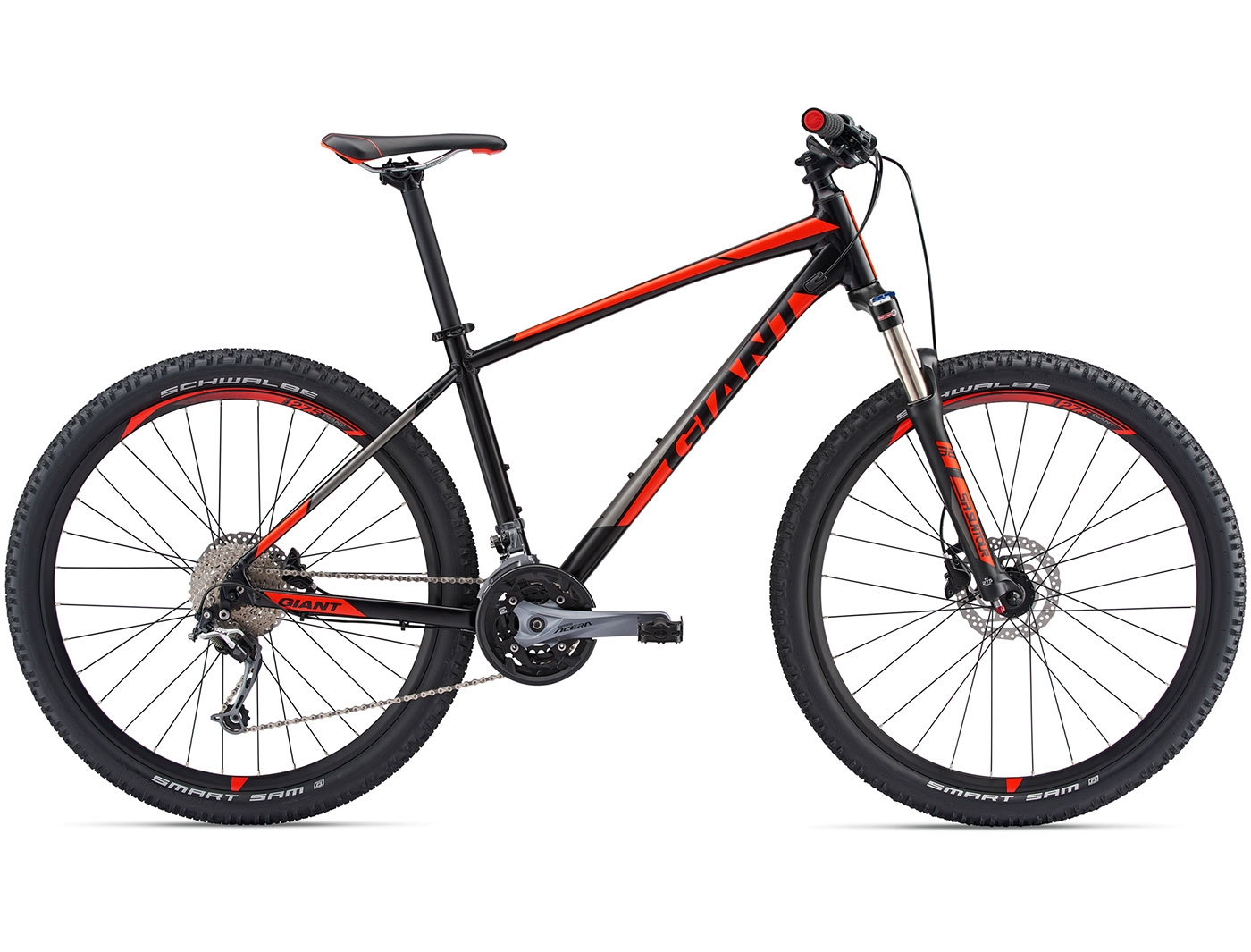 Велосипед Giant Talon 2 GE (2018)