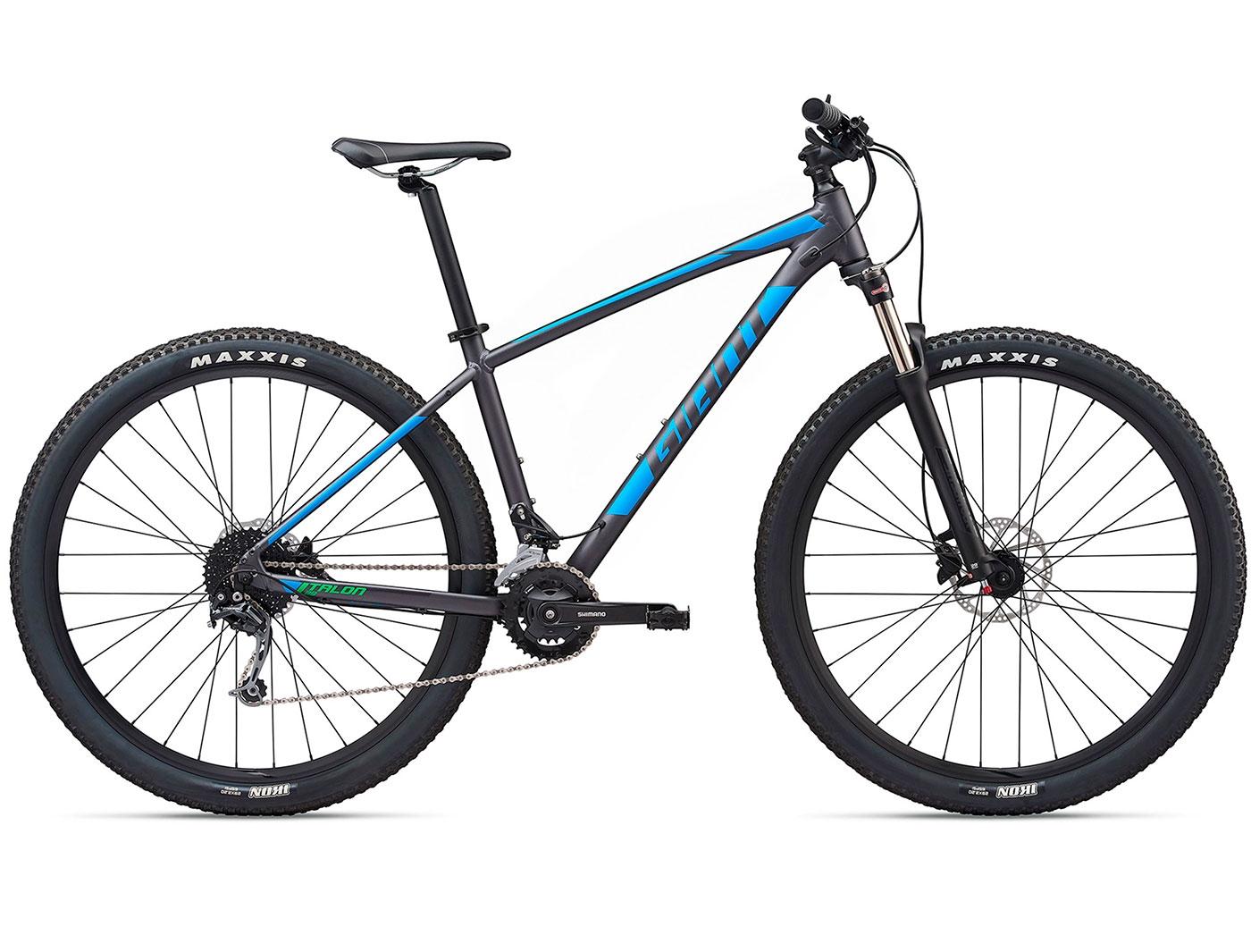 Велосипед Giant Talon 29 2 GE (2020)