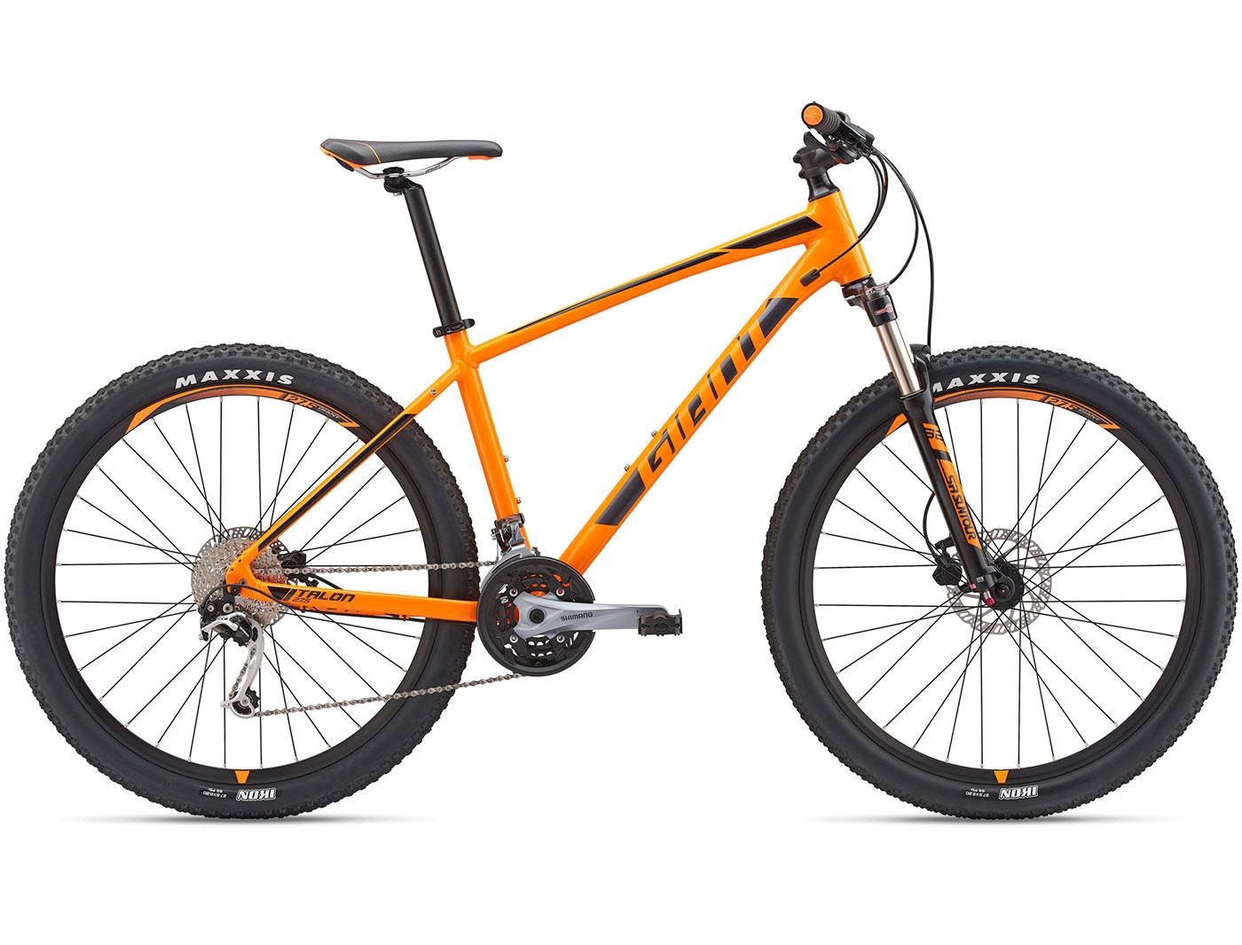 Велосипед Giant Talon 2GE (2019)