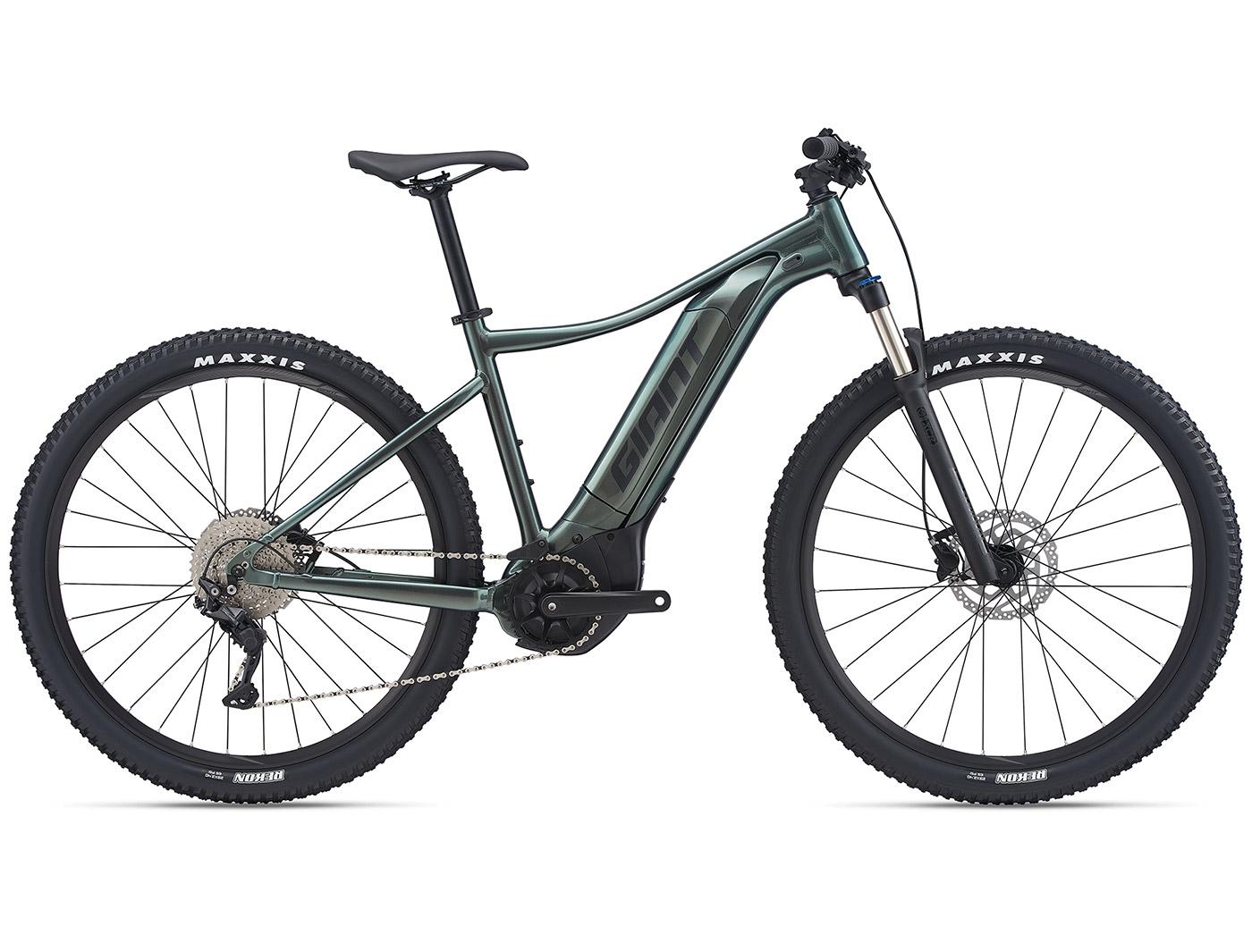 Велосипед Giant Talon E+ 1 (2021)