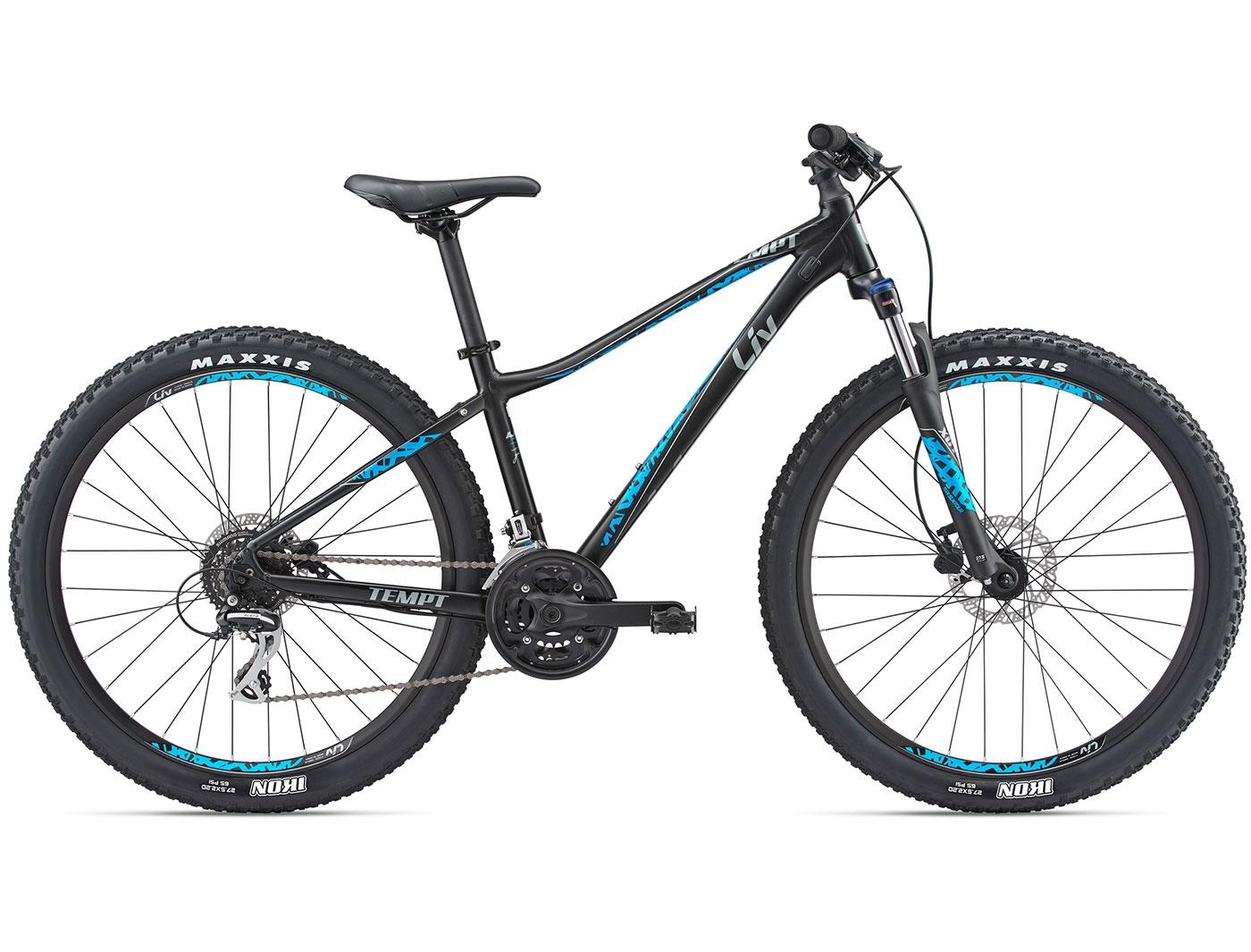 Велосипед Giant/Liv Tempt 3 (2018)
