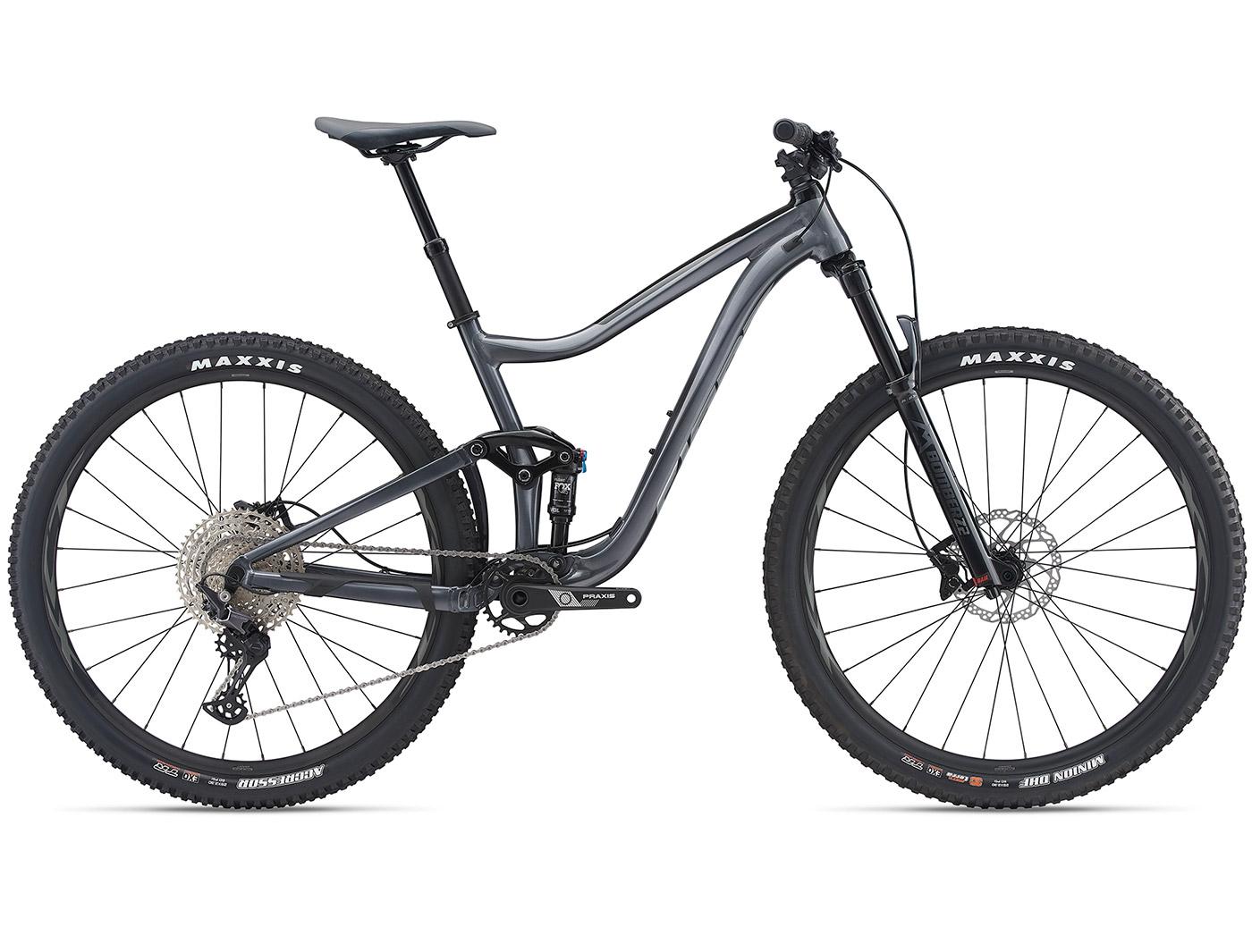 Велосипед Giant Trance 29 3 (2021)
