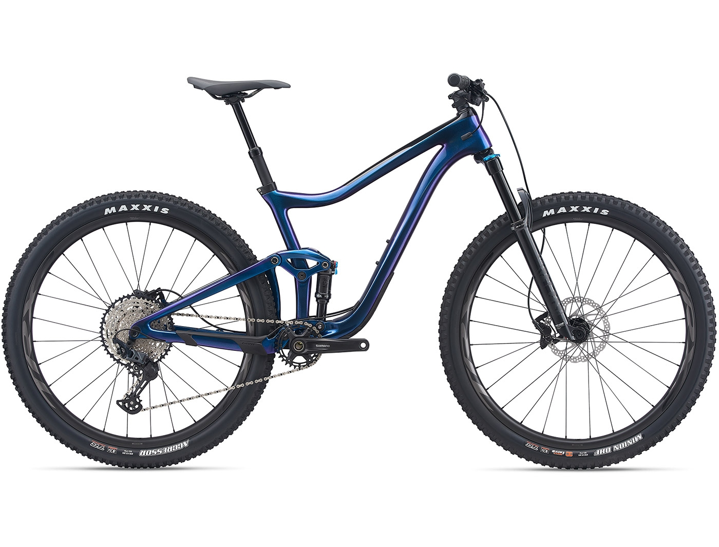 Велосипед Giant Trance Advanced Pro 29 2 (2021)