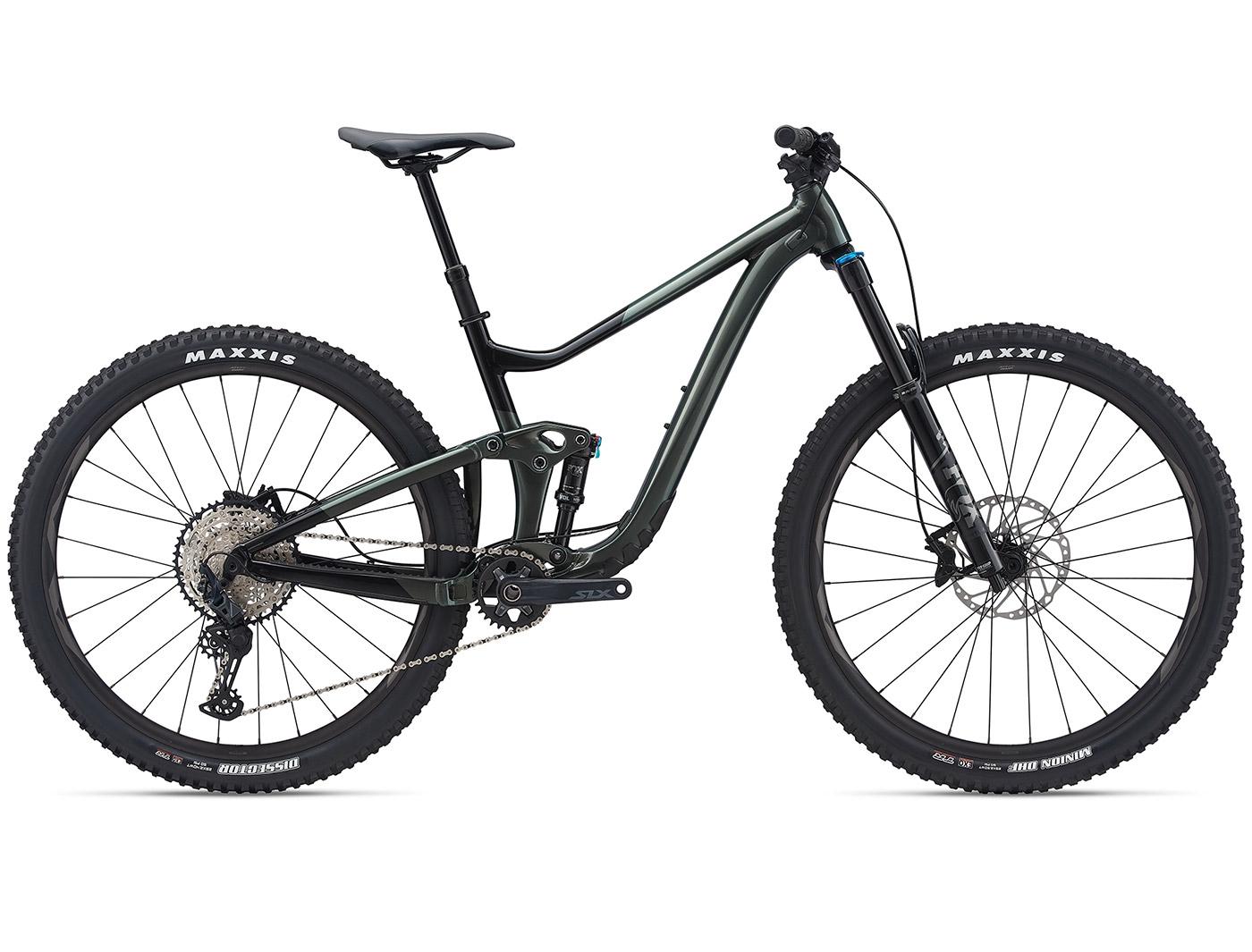 Велосипед Giant Trance X 29 2 (2021)