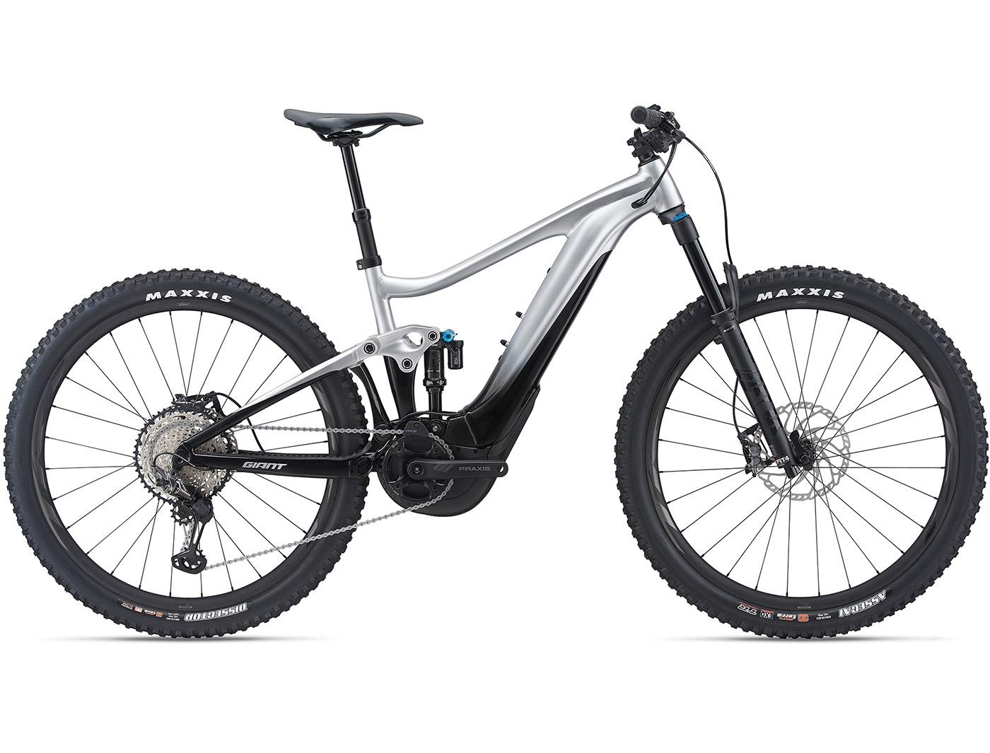 Велосипед Giant Trance X E+ 1 Pro (2021)