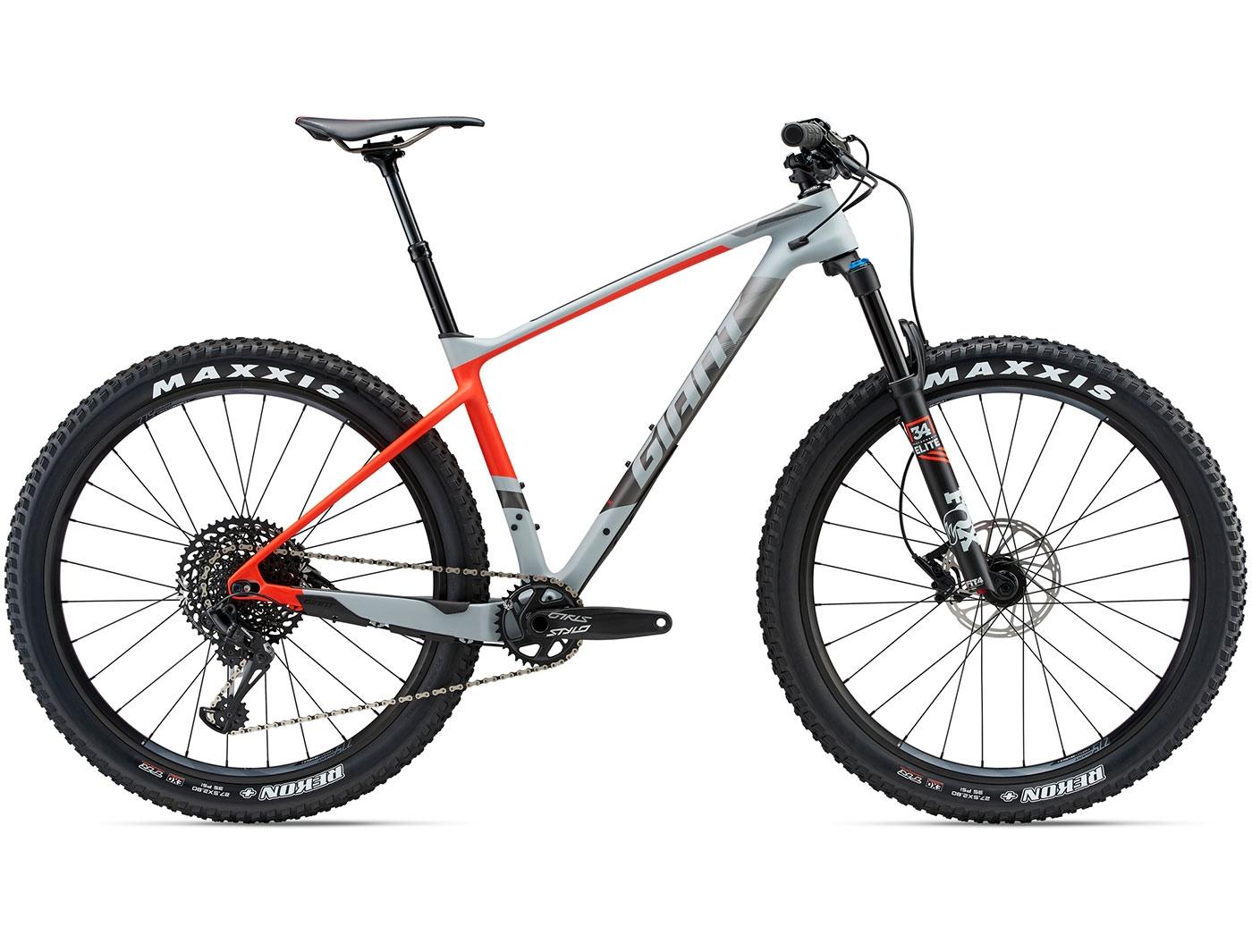 Велосипед Giant XTC Advanced + 1 (2018)