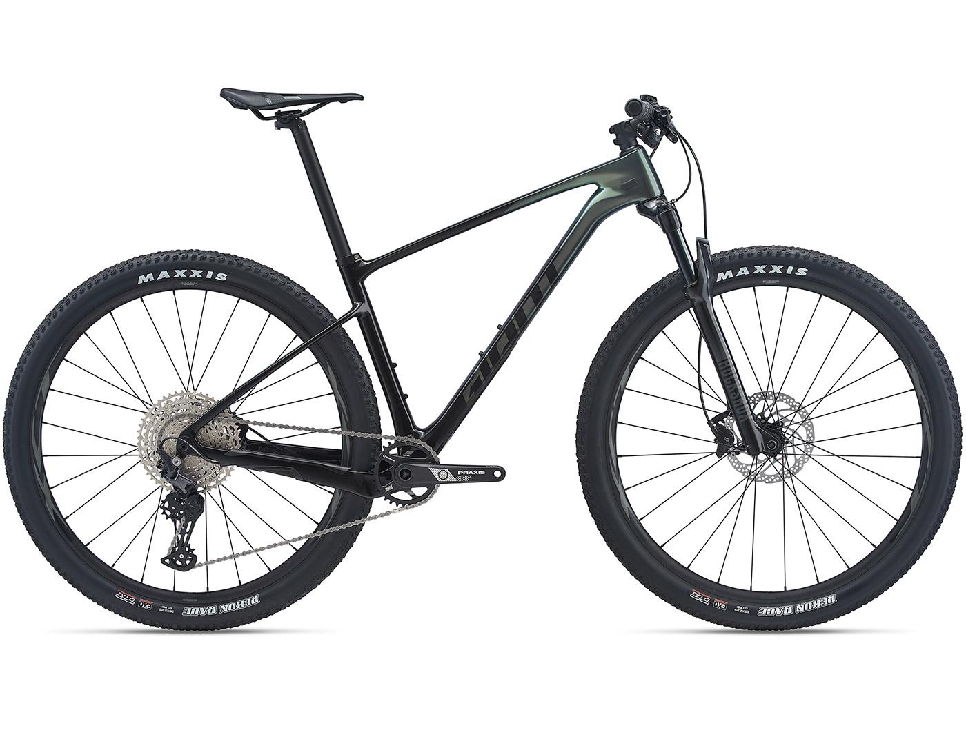 Велосипед Giant XTC Advanced 29 3 (2021)
