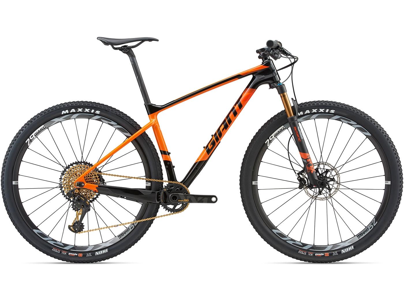 Велосипед Giant XTC Advanced 29er 0 (2018)