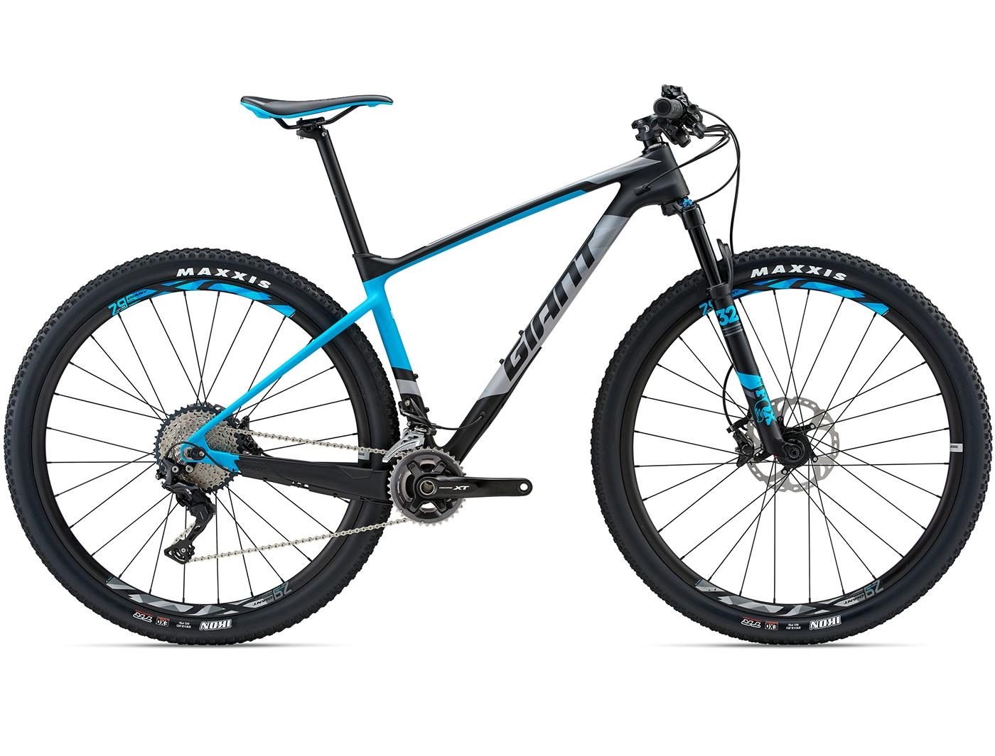 Велосипед Giant XTC Advanced 29er 1.5 GE (2018)