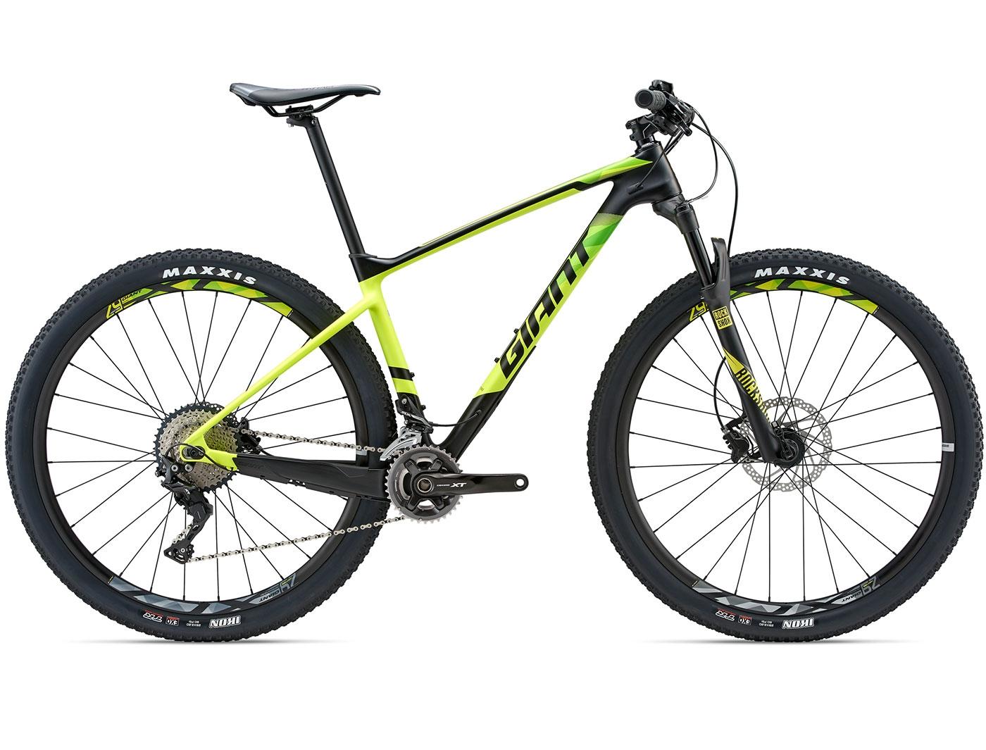 Велосипед Giant XTC Advanced 29er 2 GE (2018)