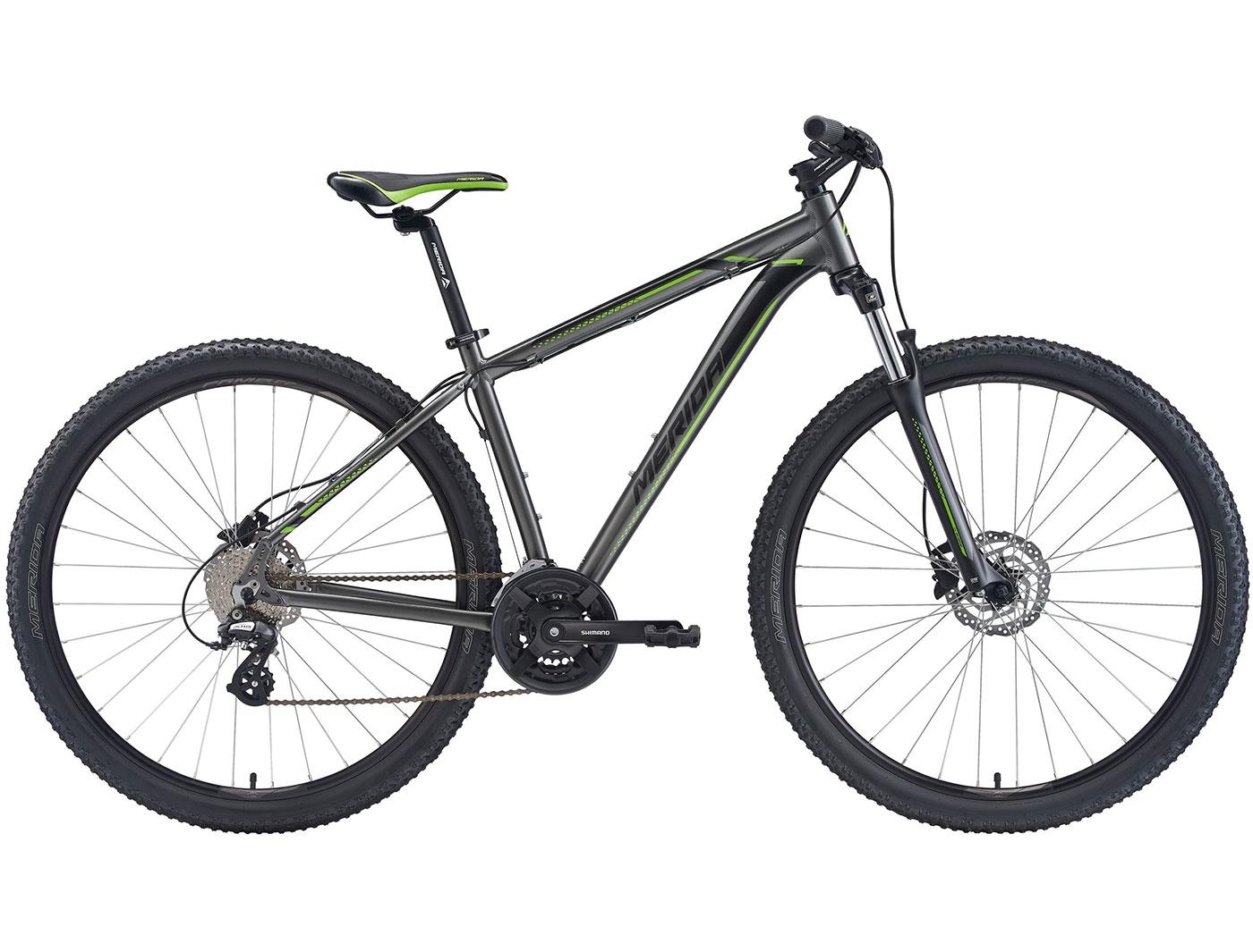 Велосипед Merida BIG.NINE 15-D (2020)