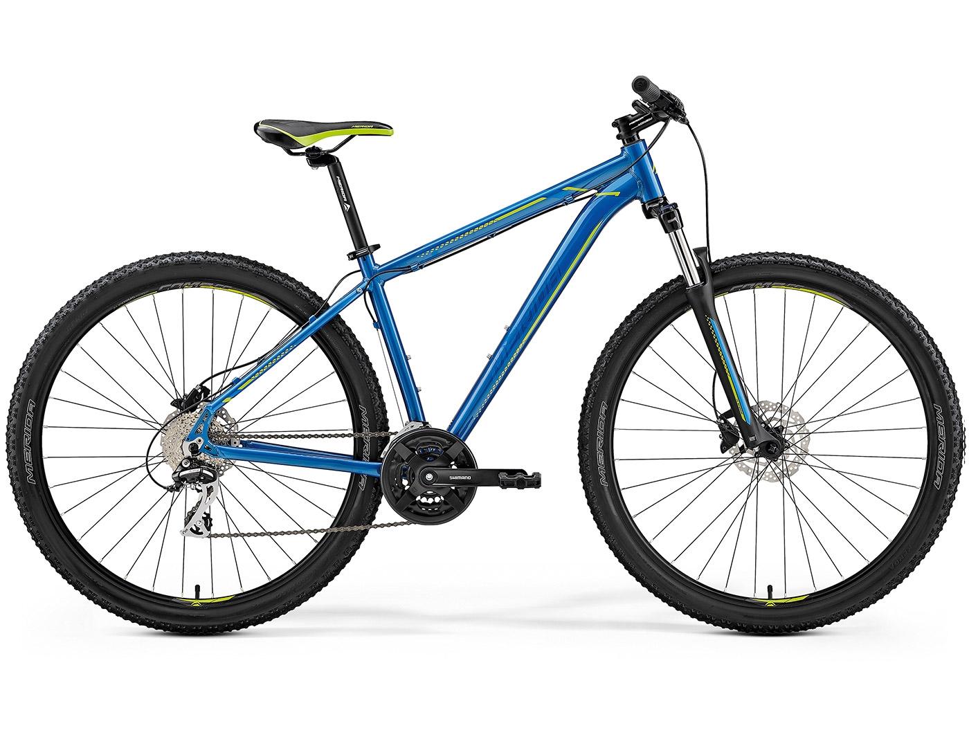 Велосипед Merida BIG.NINE 20-D (2019)