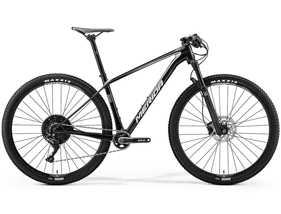 Велосипед Merida BIG.NINE 3000 (2018)
