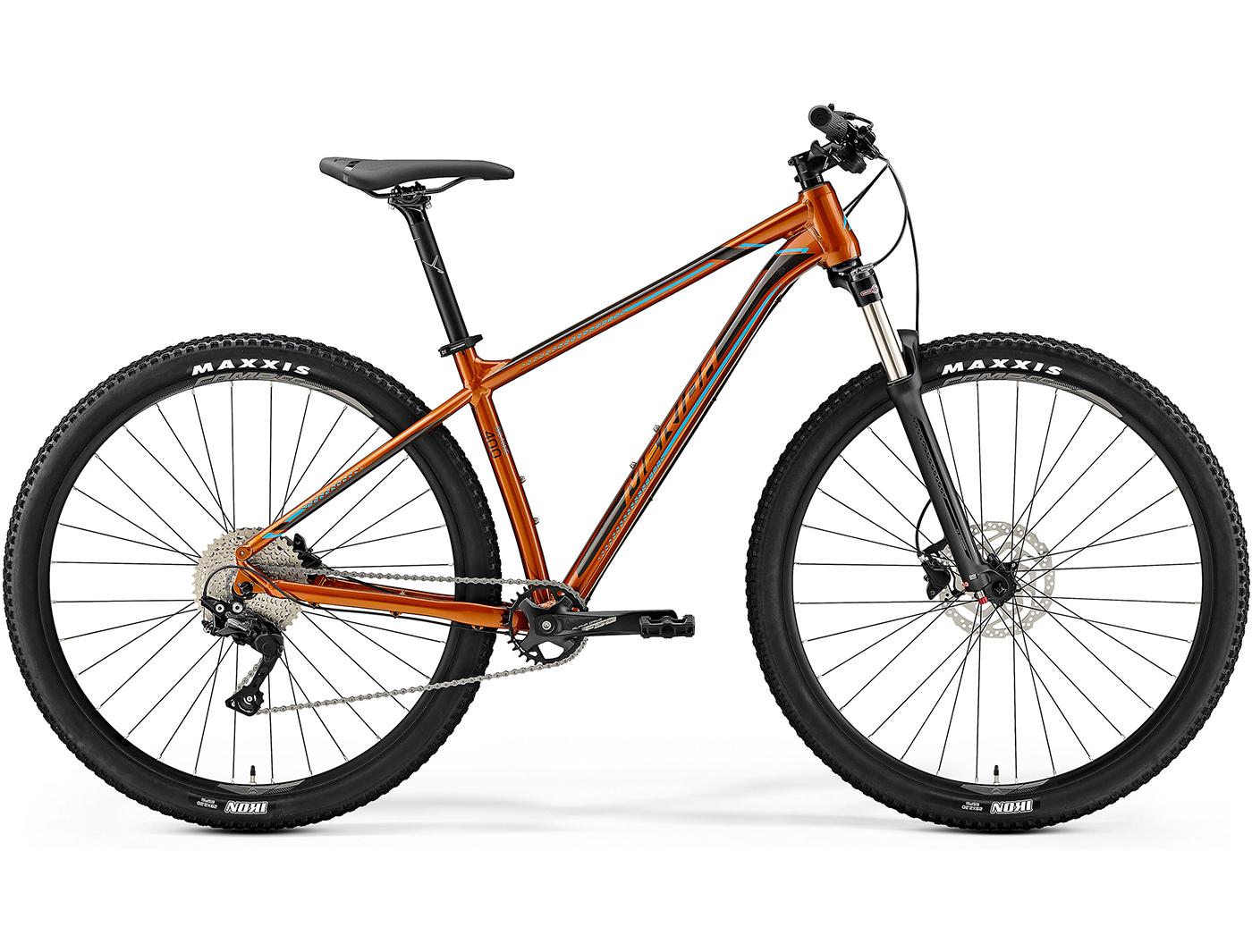 Велосипед Merida BIG.NINE 400 (2019)