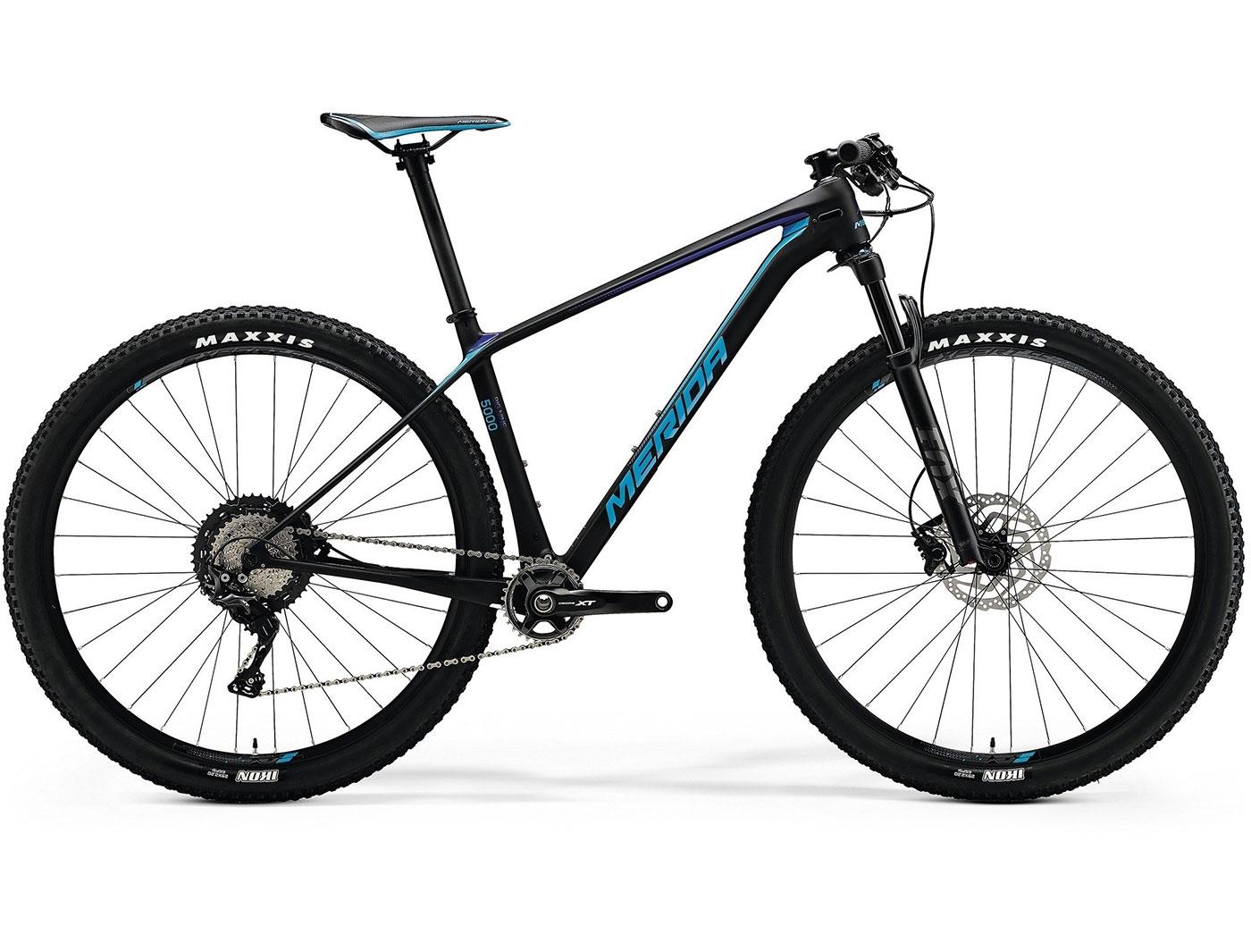 Велосипед Merida BIG.NINE 5000 (2018)
